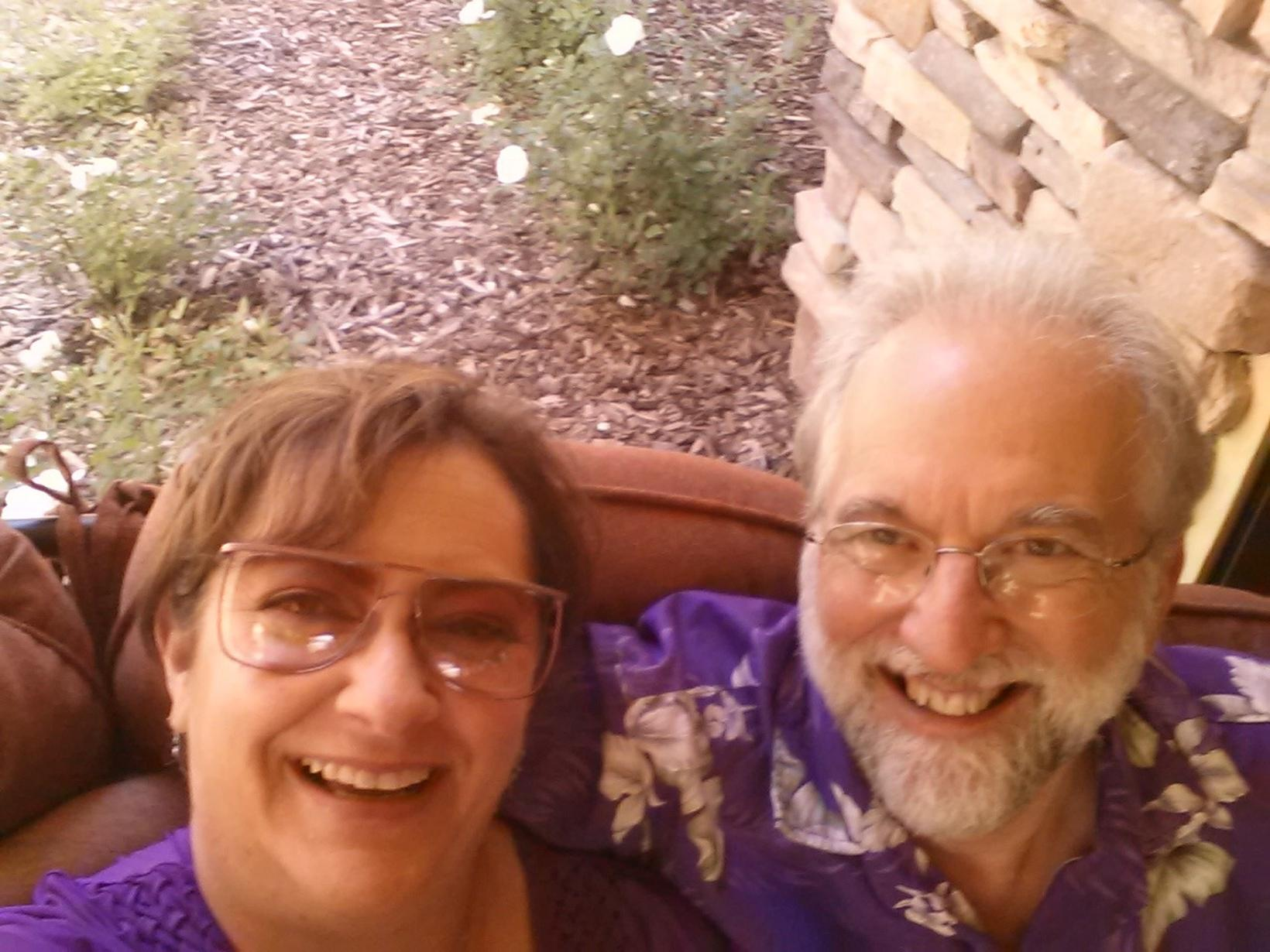 Judith & Roger from Las Vegas DownTown, Nevada, United States