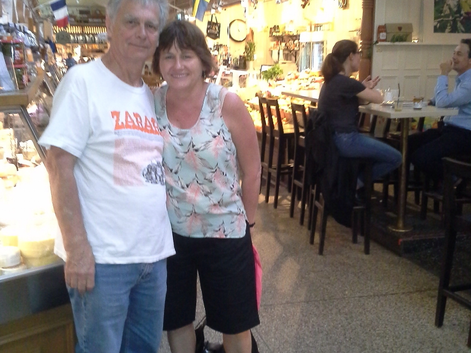 Alan & Alison from Sydney, New South Wales, Australia