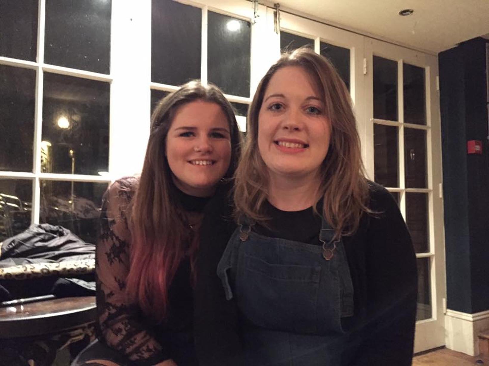 Jennifer & Lauren from Sydney, New South Wales, Australia