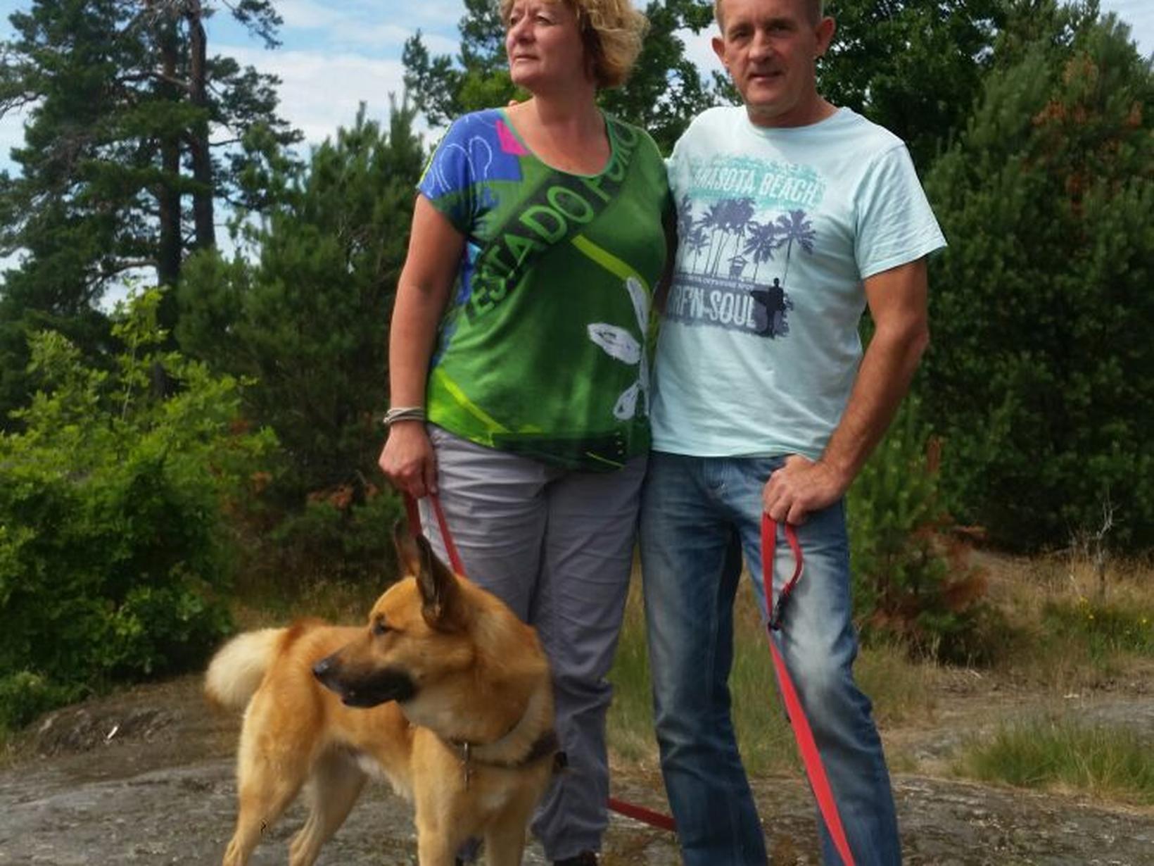 Lizette & John from Nijmegen, Netherlands