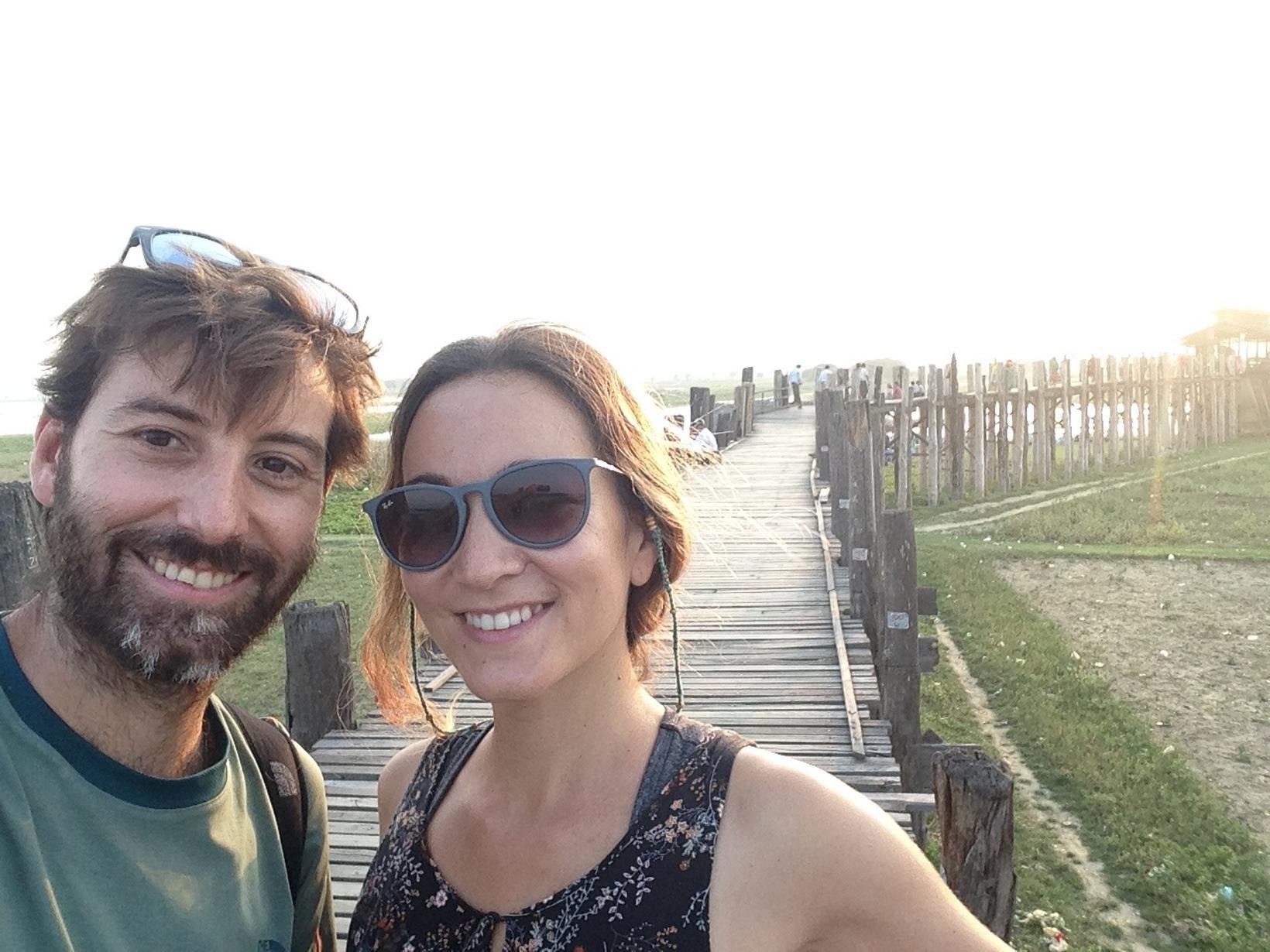 Laura & Jordi from Barcelona, Spain