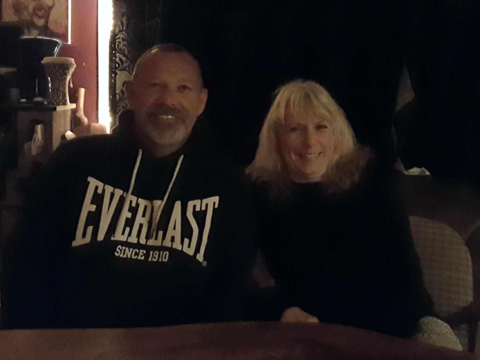 Patrece & Greg from Wellsford, New Zealand