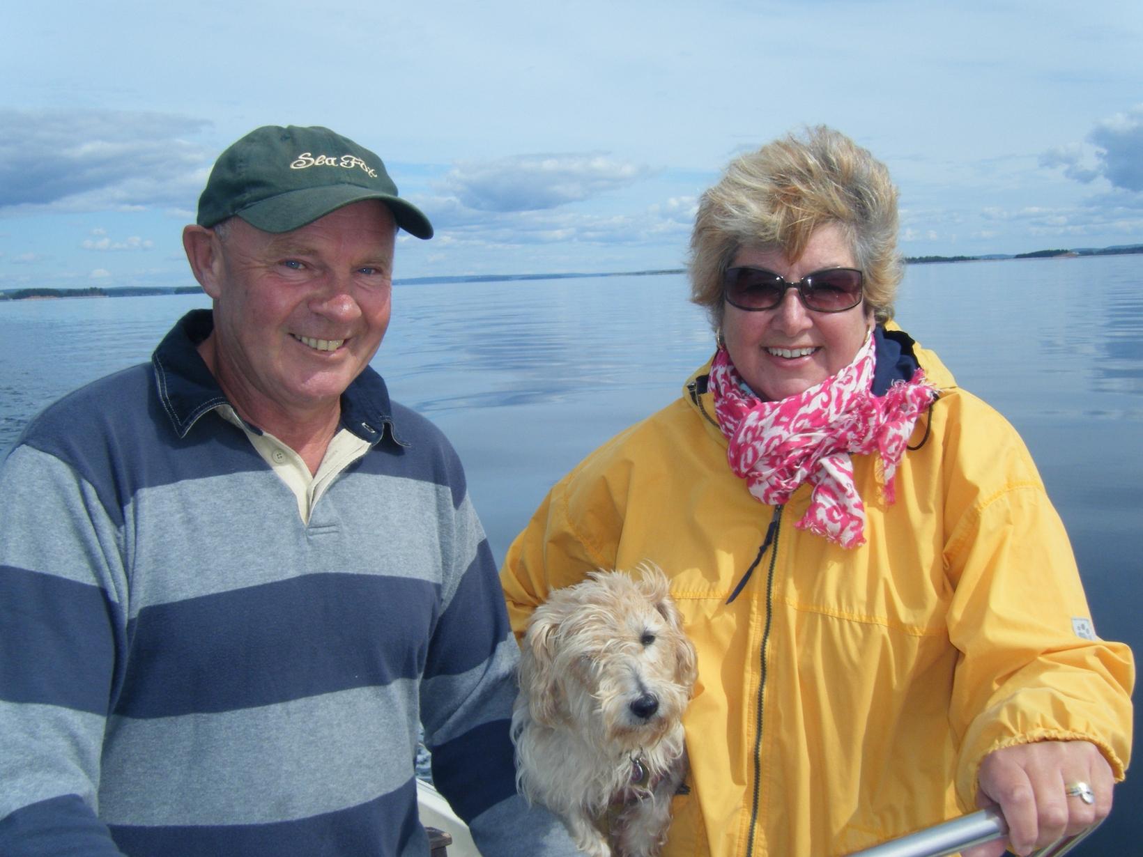 Jo & chris & Chris from Lunenburg, Nova Scotia, Canada