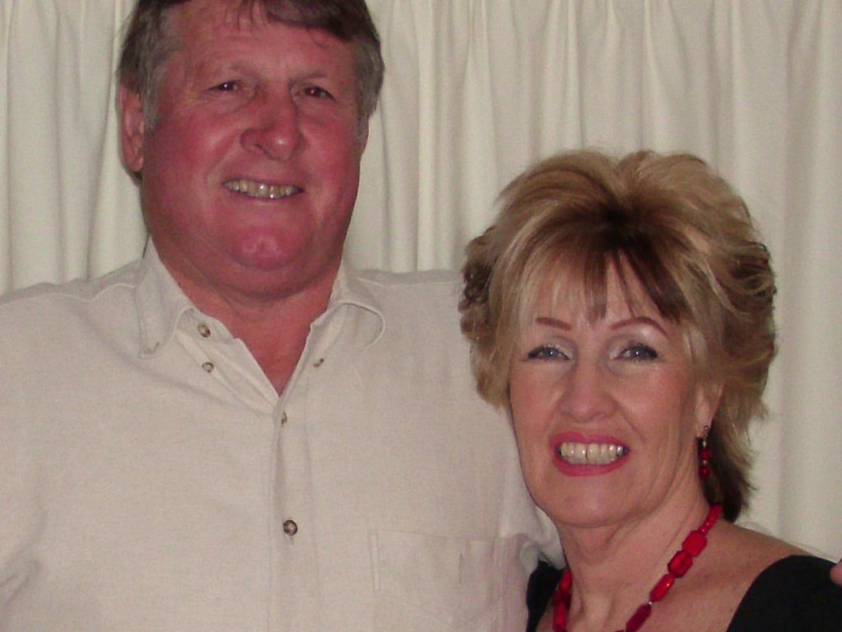 Tina & Grant from Kaikoura, New Zealand