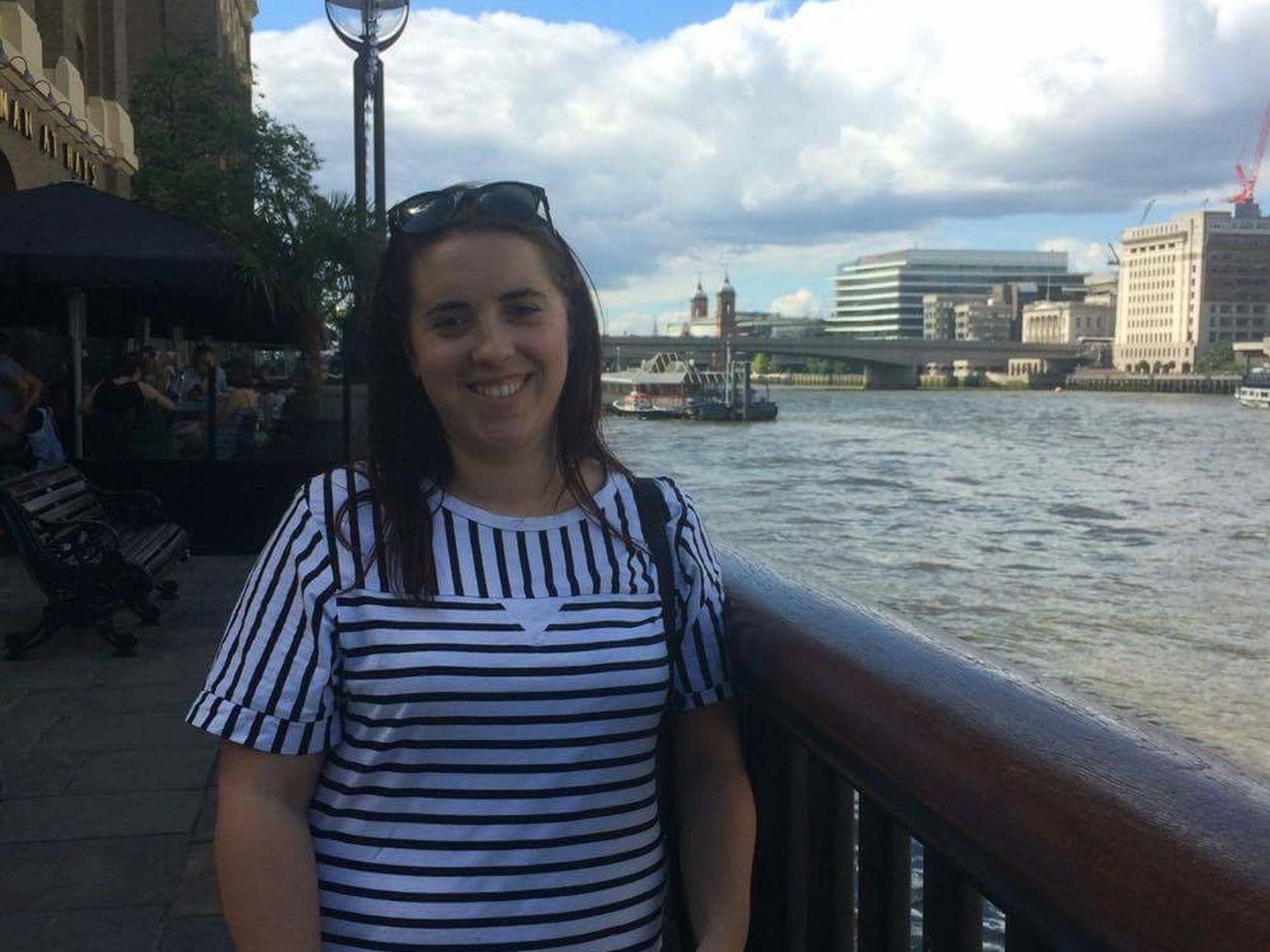 Sarah from London, United Kingdom
