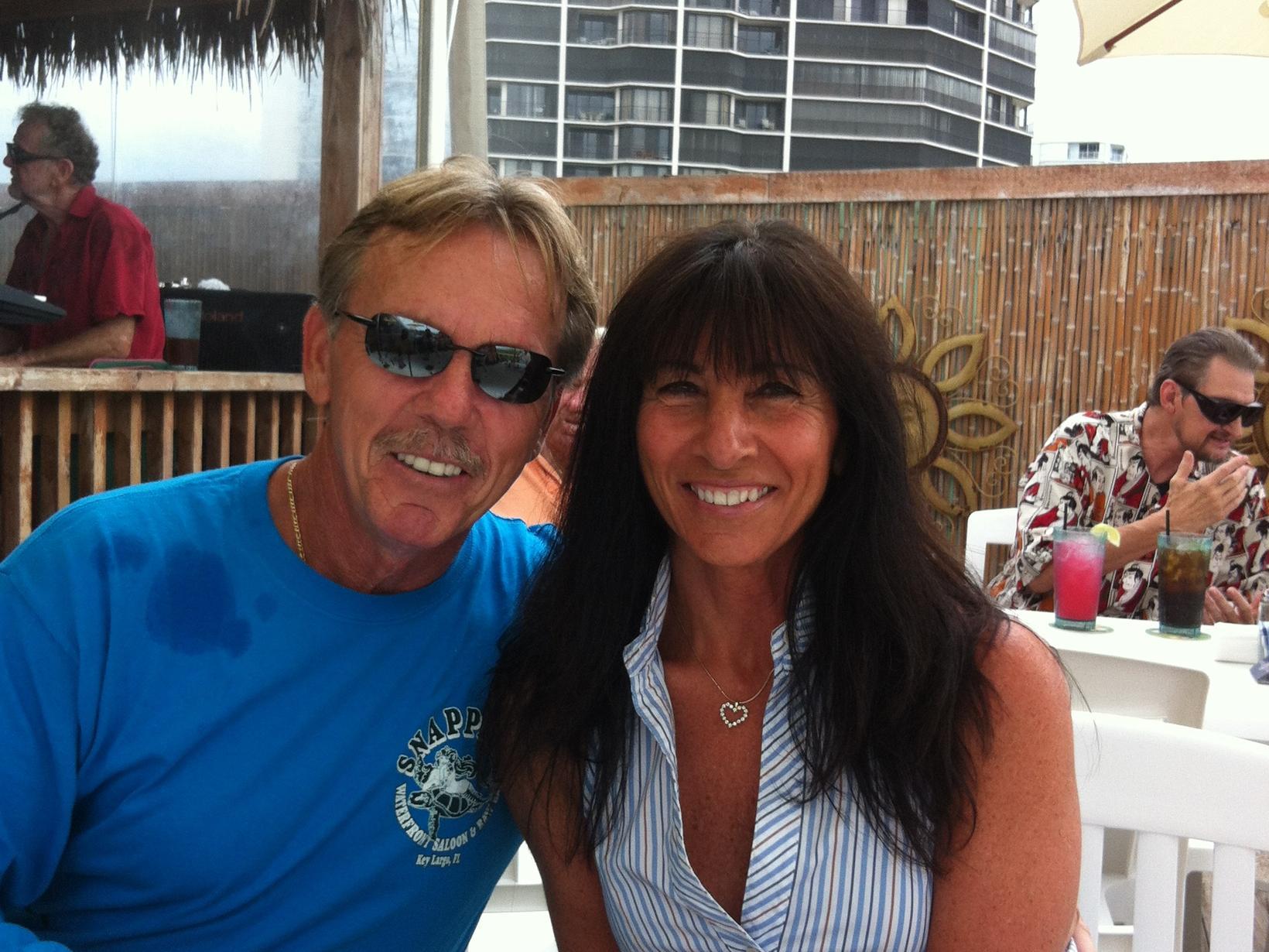 Nadine & Michael from Lake Lure, North Carolina, United States