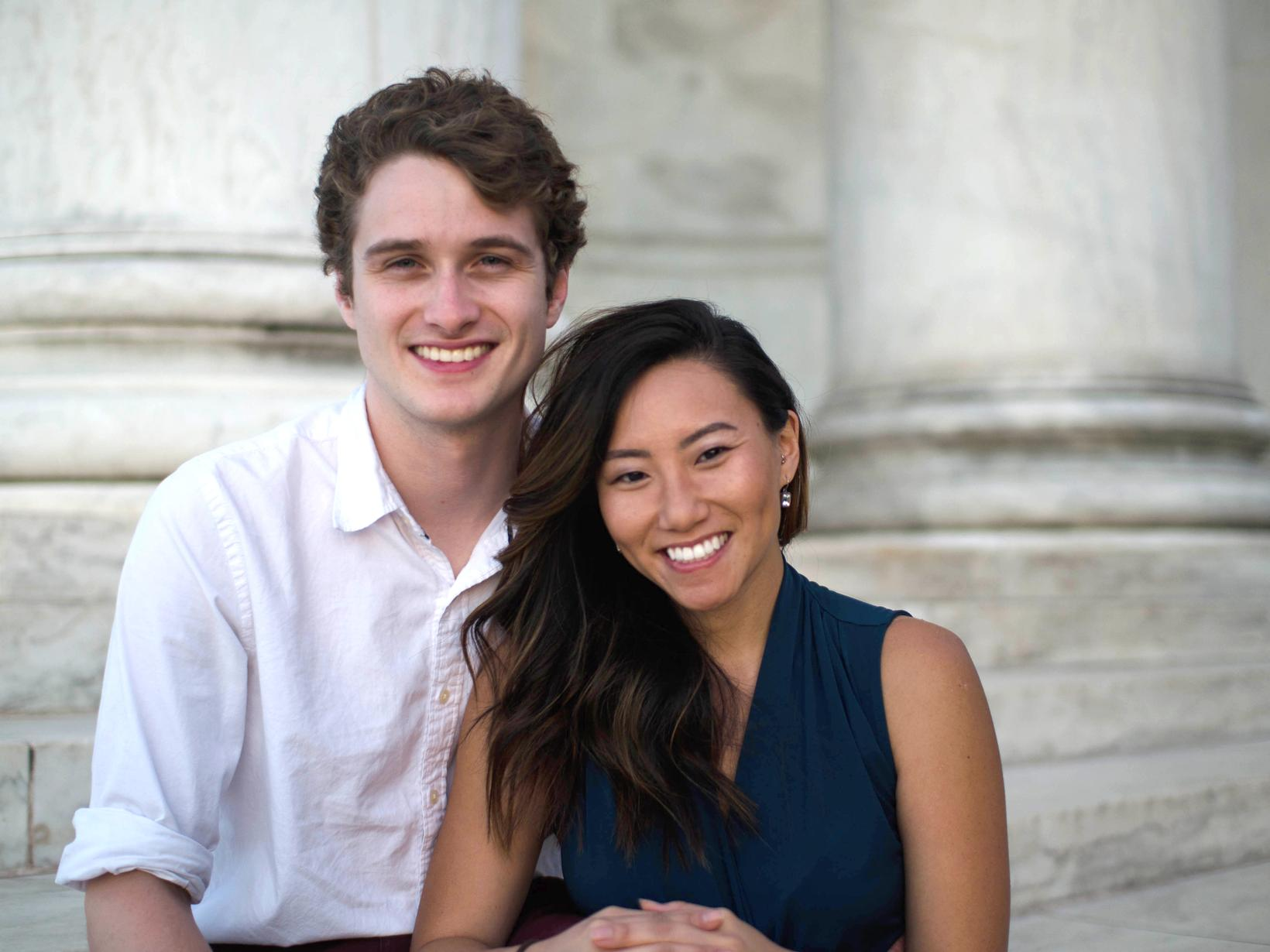 Erin & Brian from Washington, D.C., Washington, D.C., United States