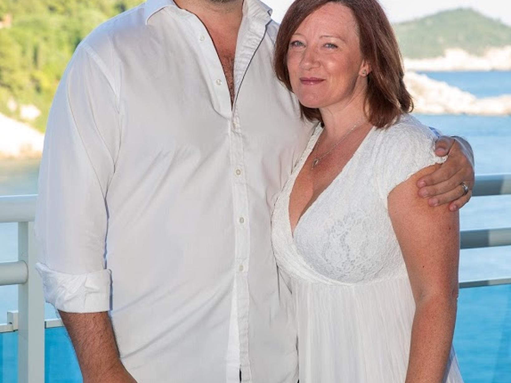 Samantha & Andy from Taunton, United Kingdom