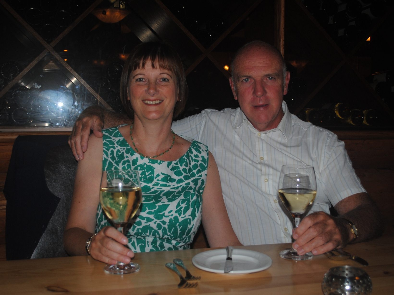 Peter & Liz from Vancouver, British Columbia, Canada