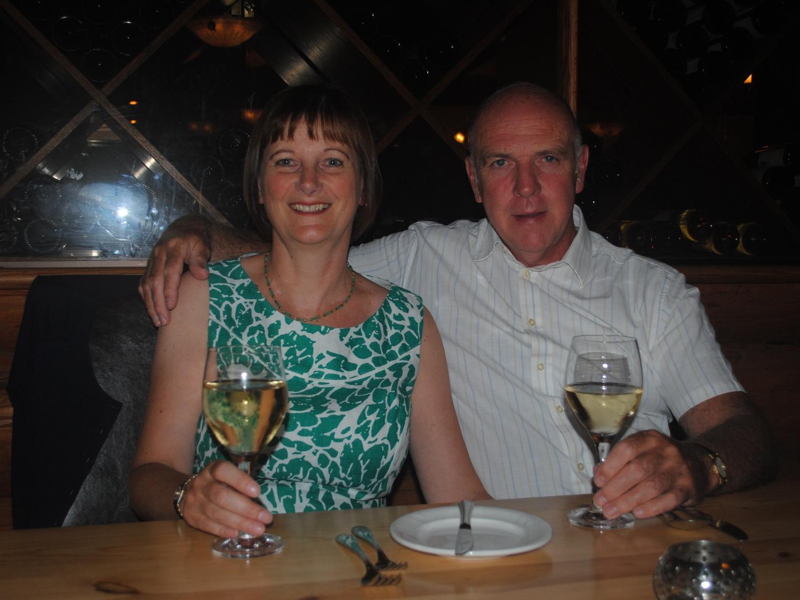 Peter & Liz from Santa Cruz, California, United States