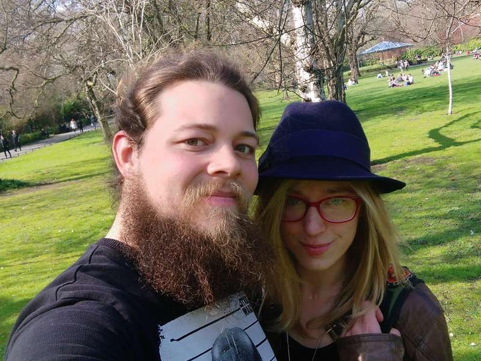 Marta & Gabriel from Belgrade, Serbia