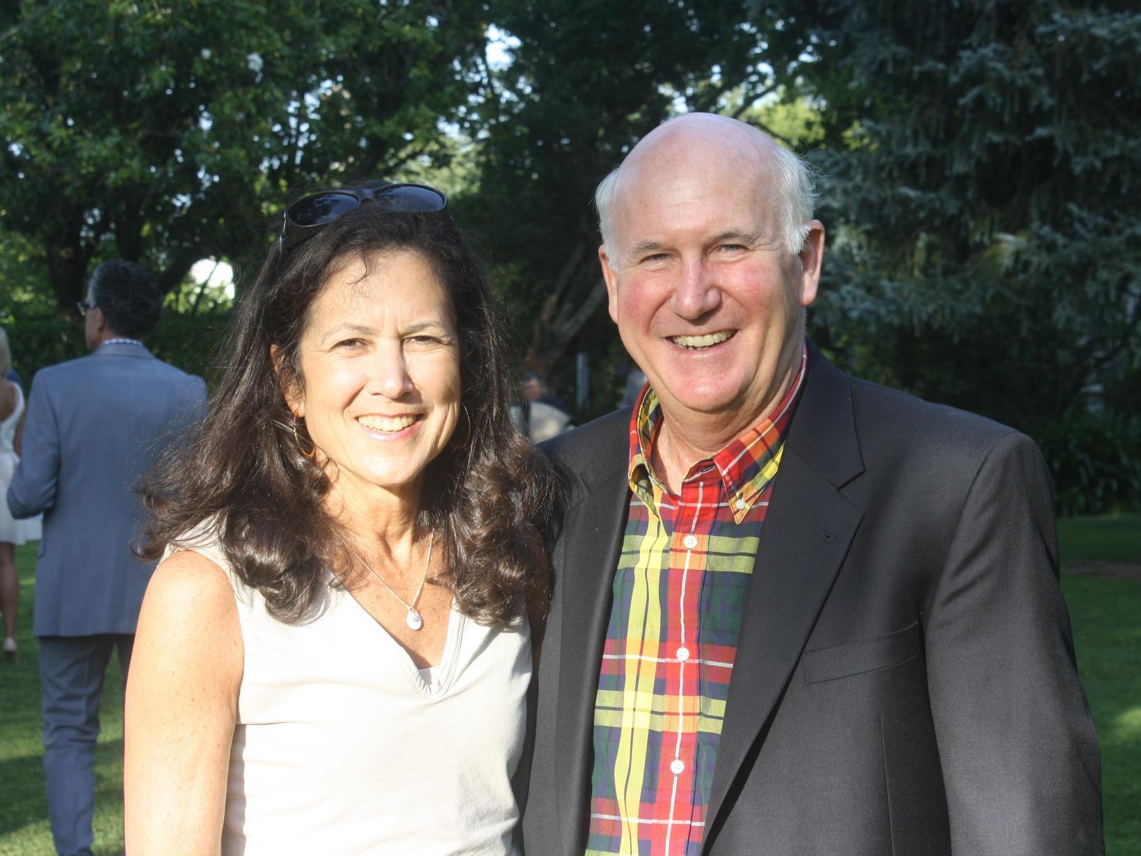 Kevin & Genita from Lake Oswego, Oregon, United States