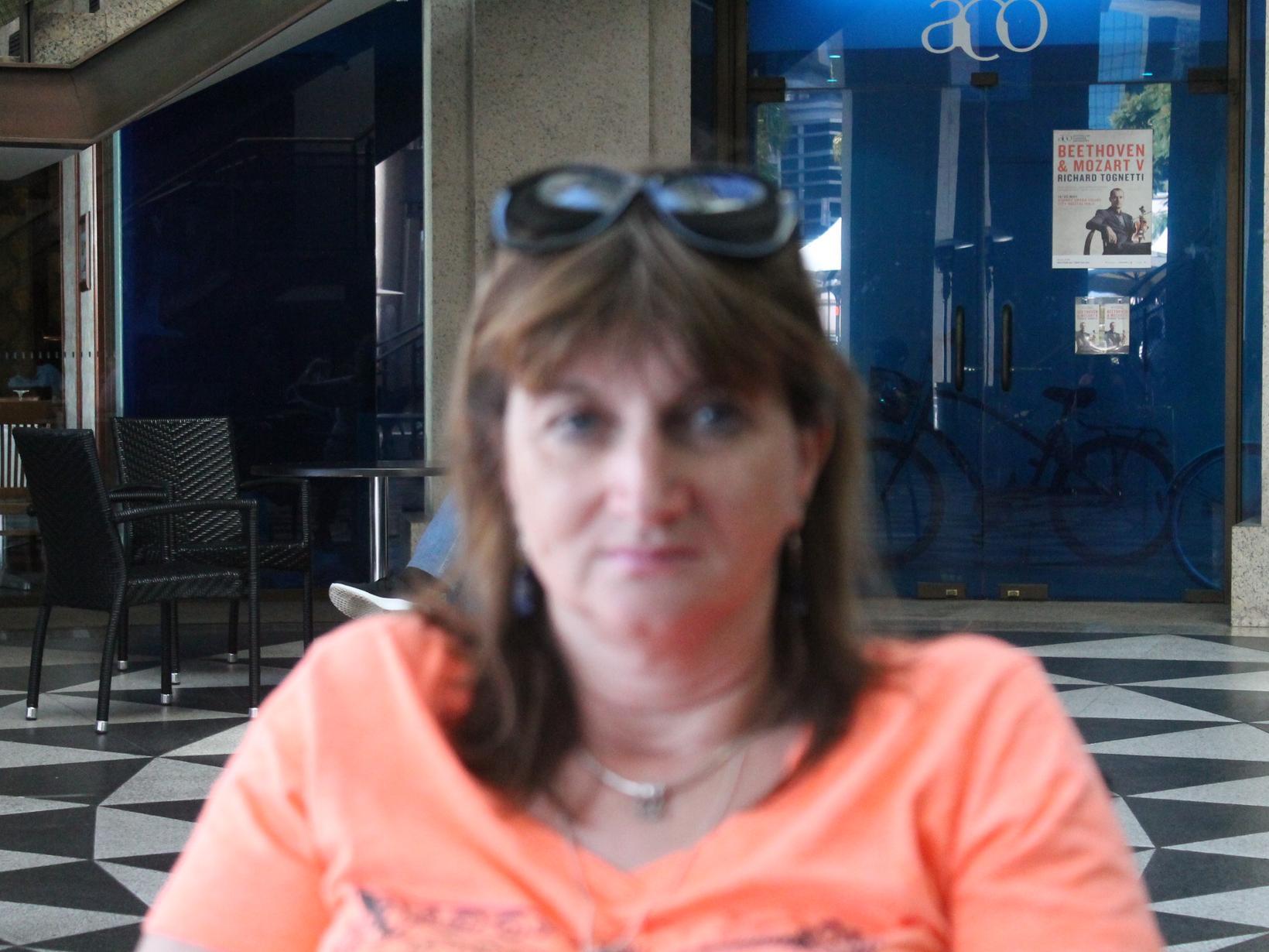 Ruth from South Perth, Western Australia, Australia