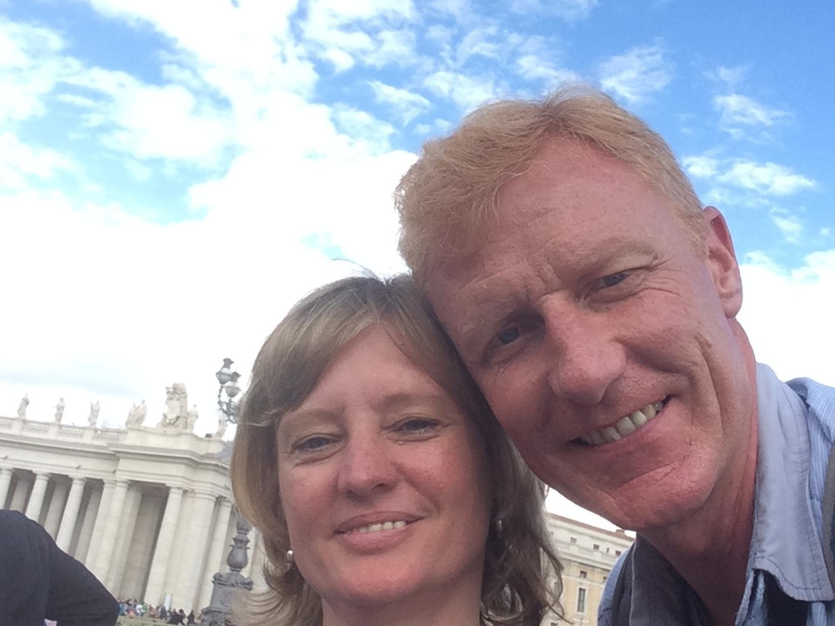 Bernd & Silvia from Idar-Oberstein, Germany