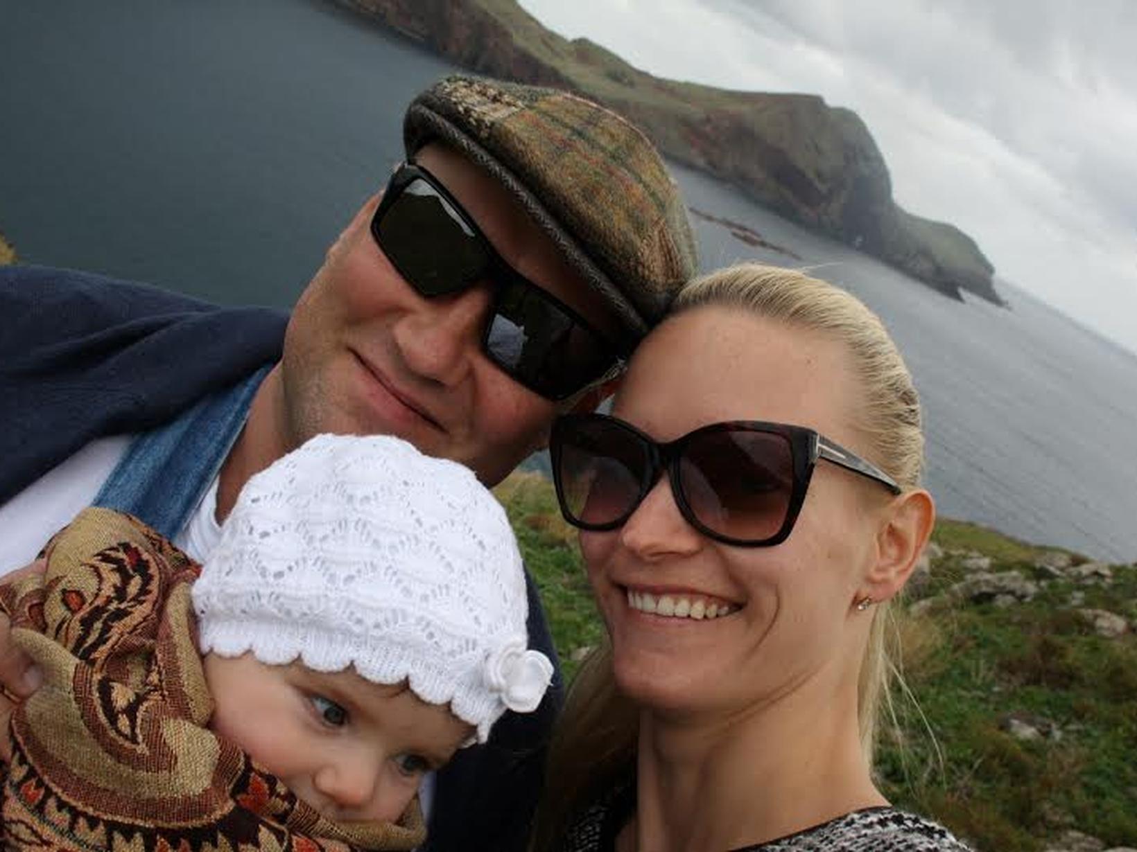 Doris & Kristjan from Mikkeli, Finland
