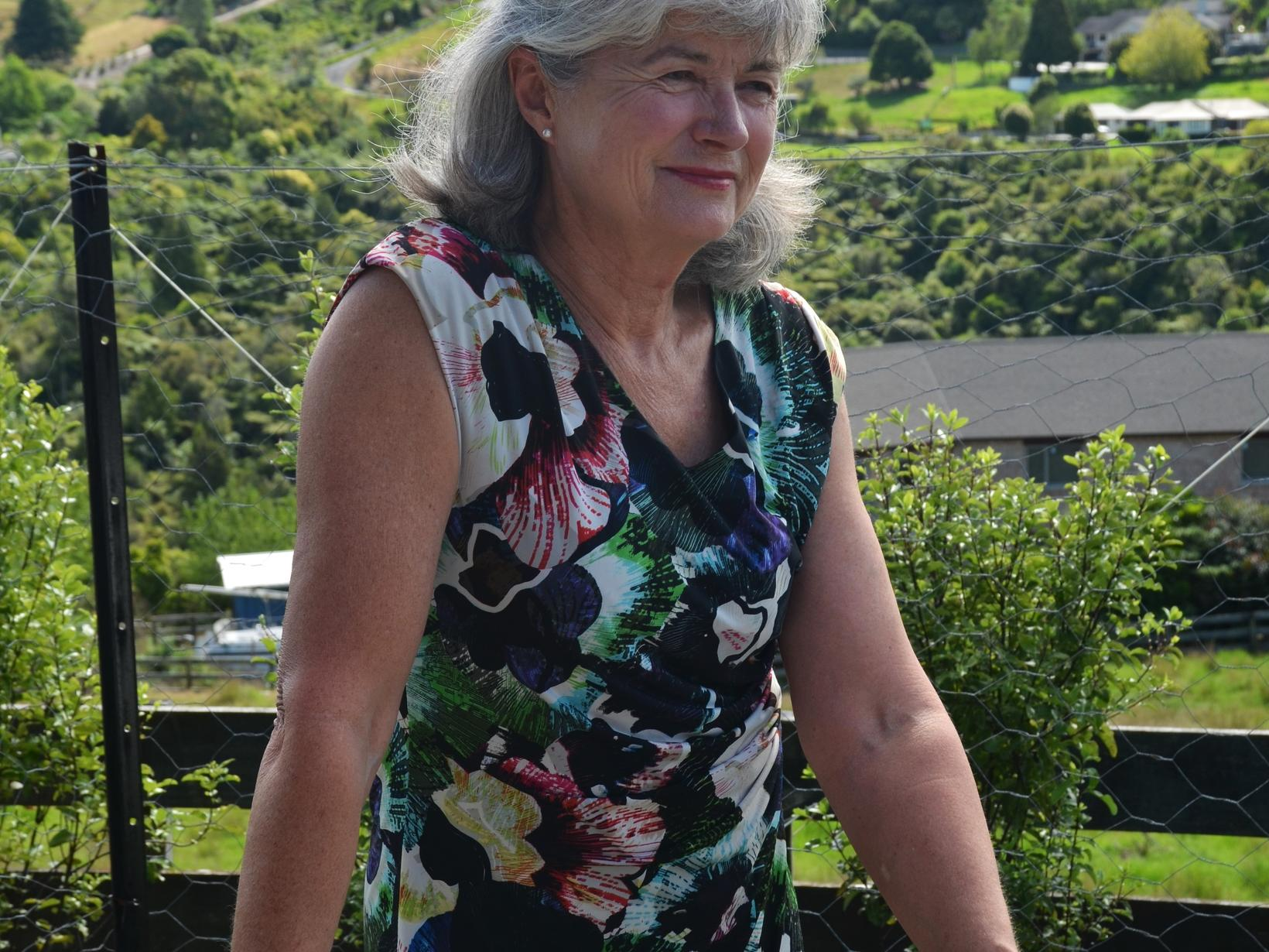 Anne from Clyde, New Zealand
