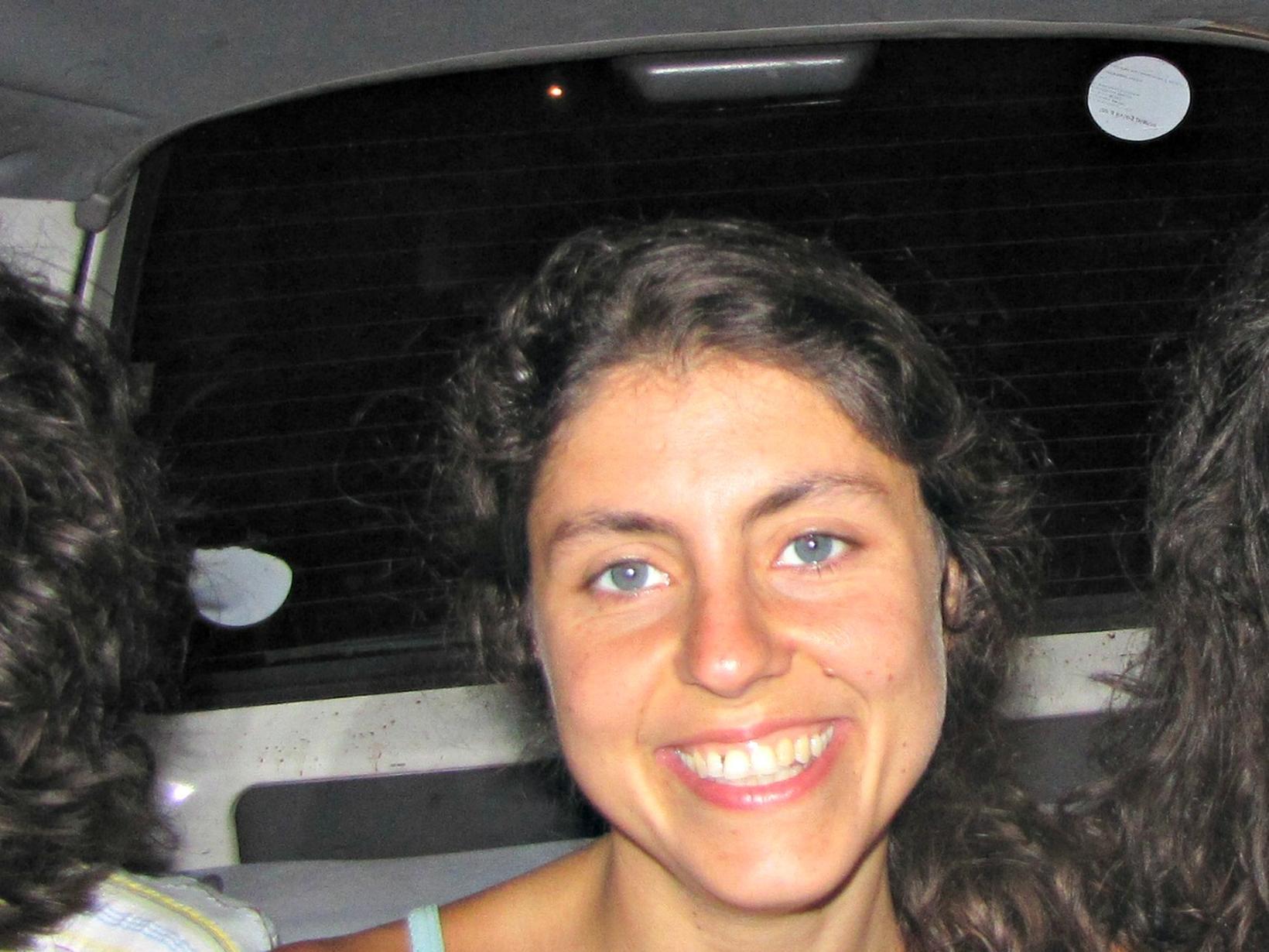 Cristina & Diego from Trento, Italy
