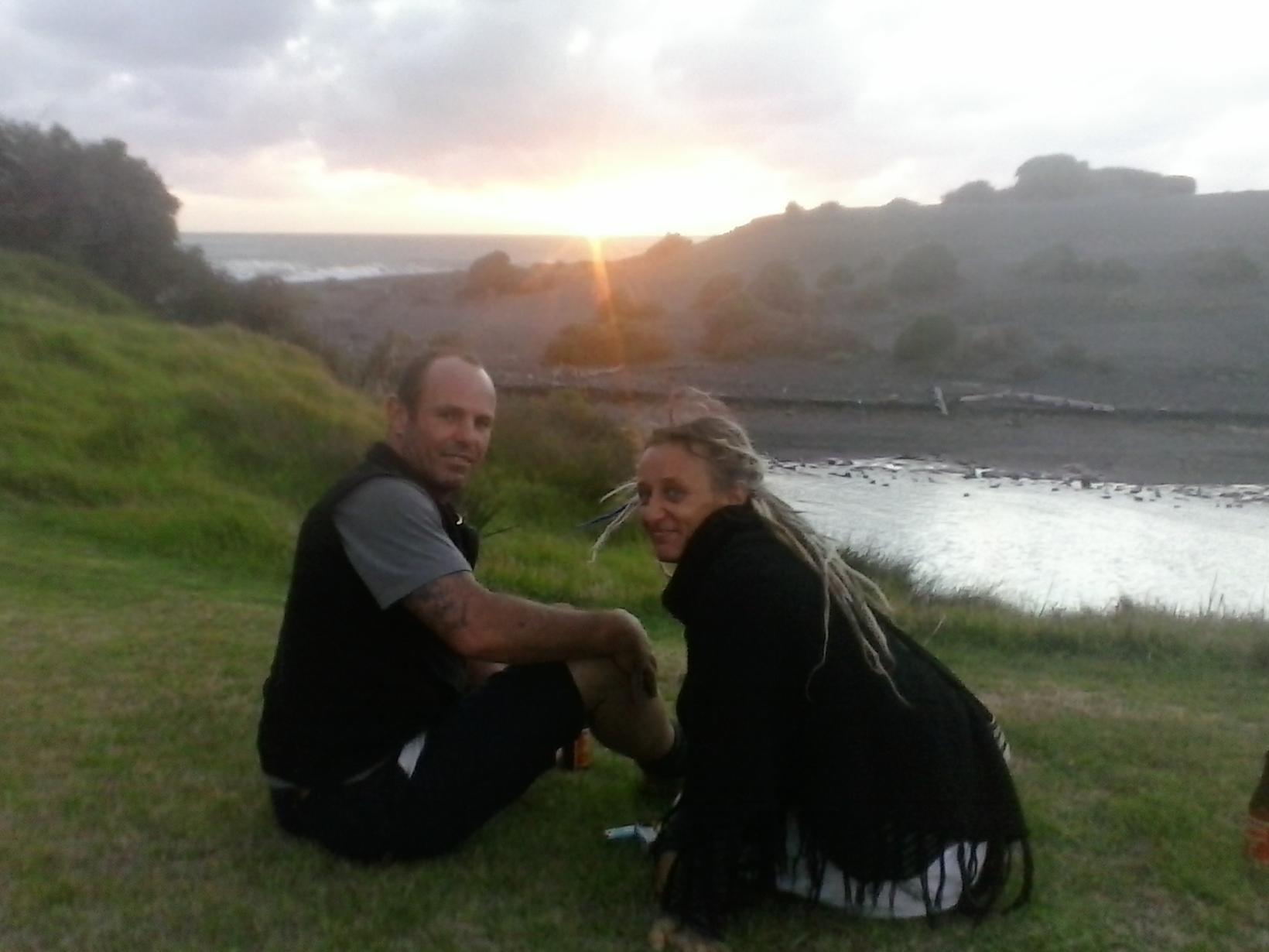 Karen & George from Melbourne, Victoria, Australia