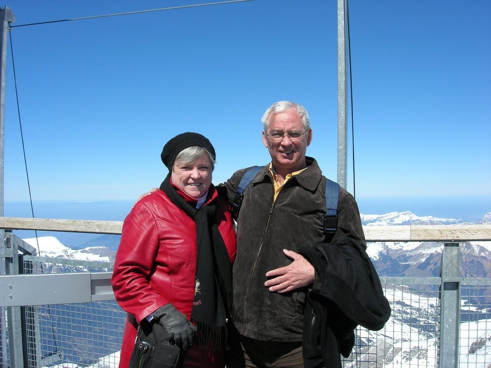 Sally & Patrick from Ottawa, Ontario, Canada