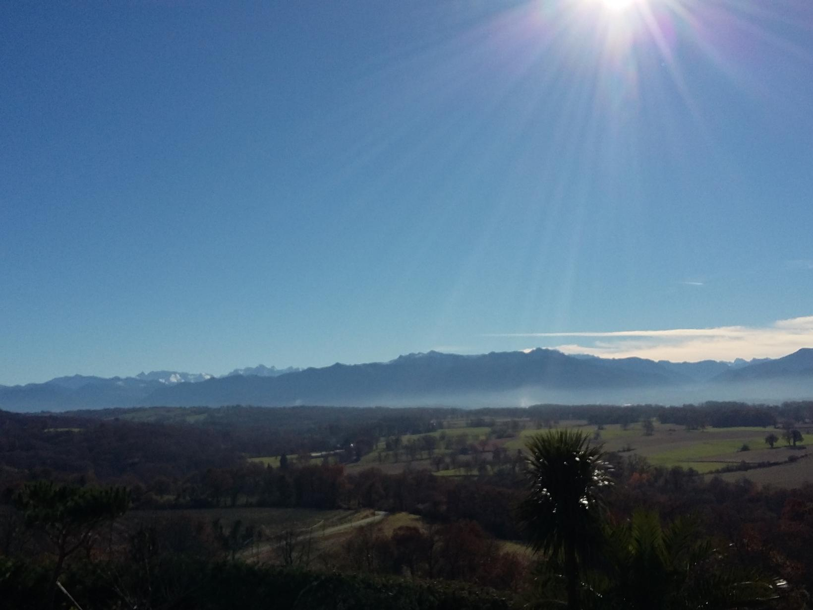 Housesitting assignment in Oloron-Sainte-Marie, France