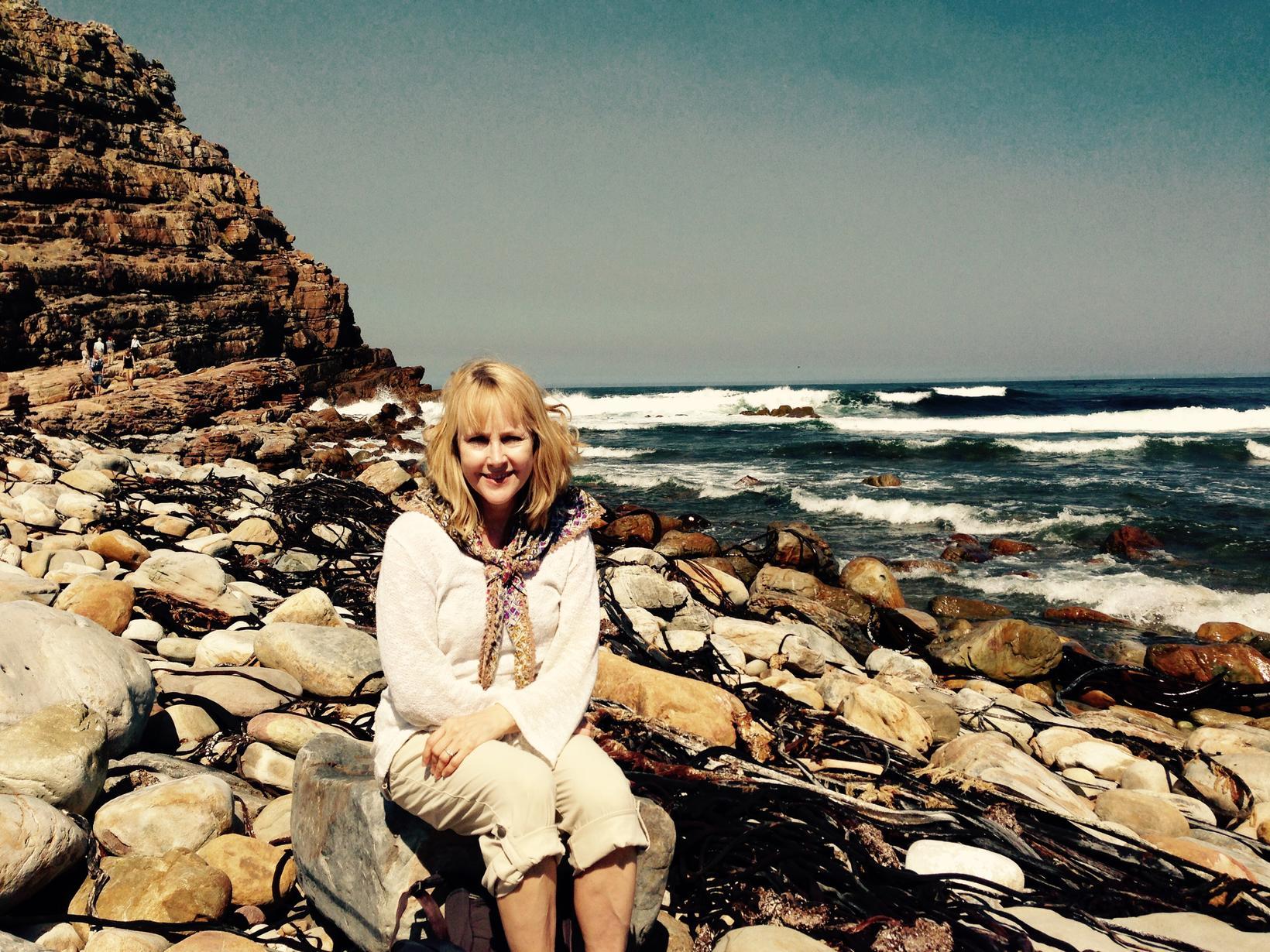 Peggy from Edmonton, Alberta, Canada