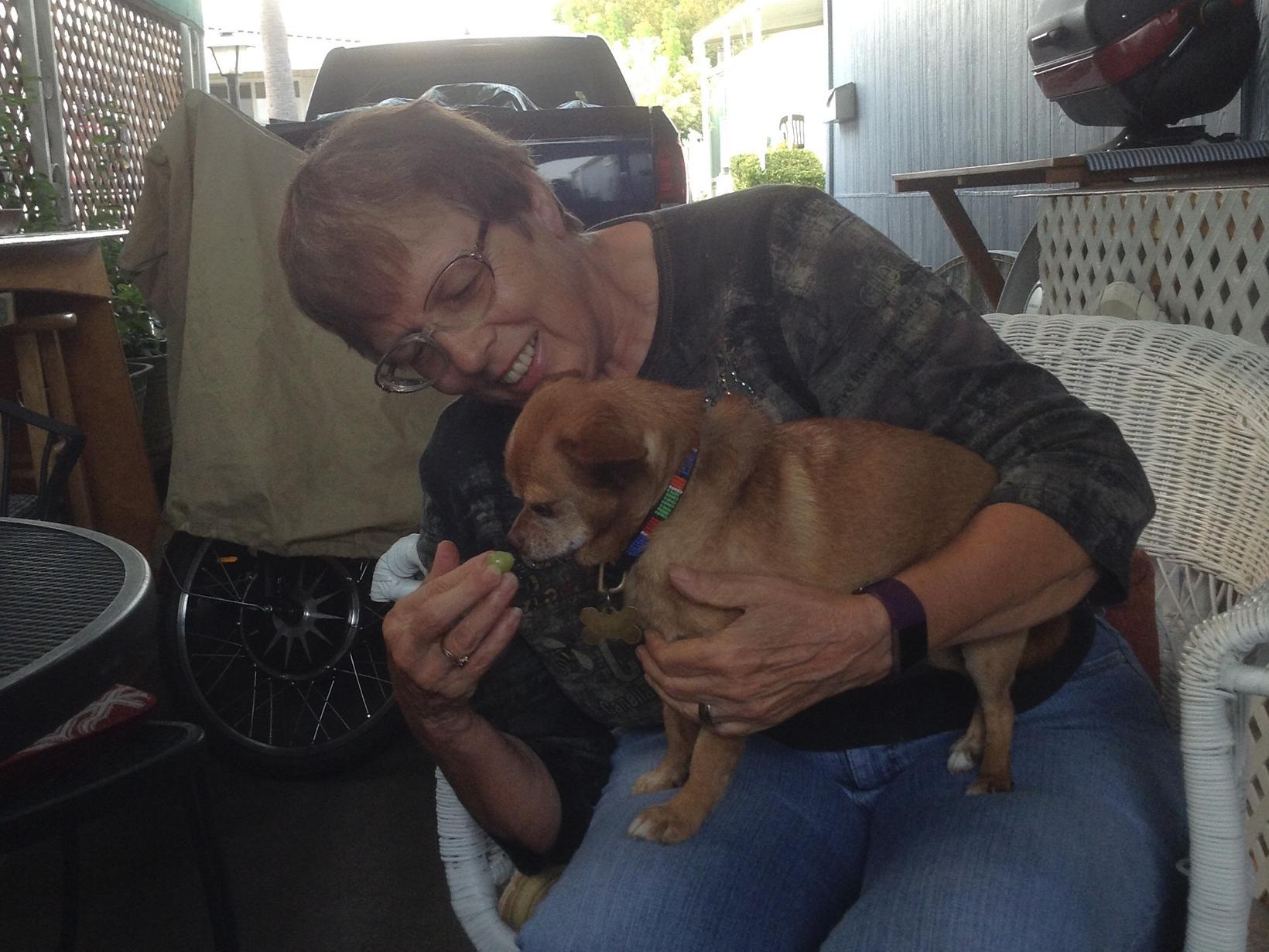 Vickie from Napa, California, United States