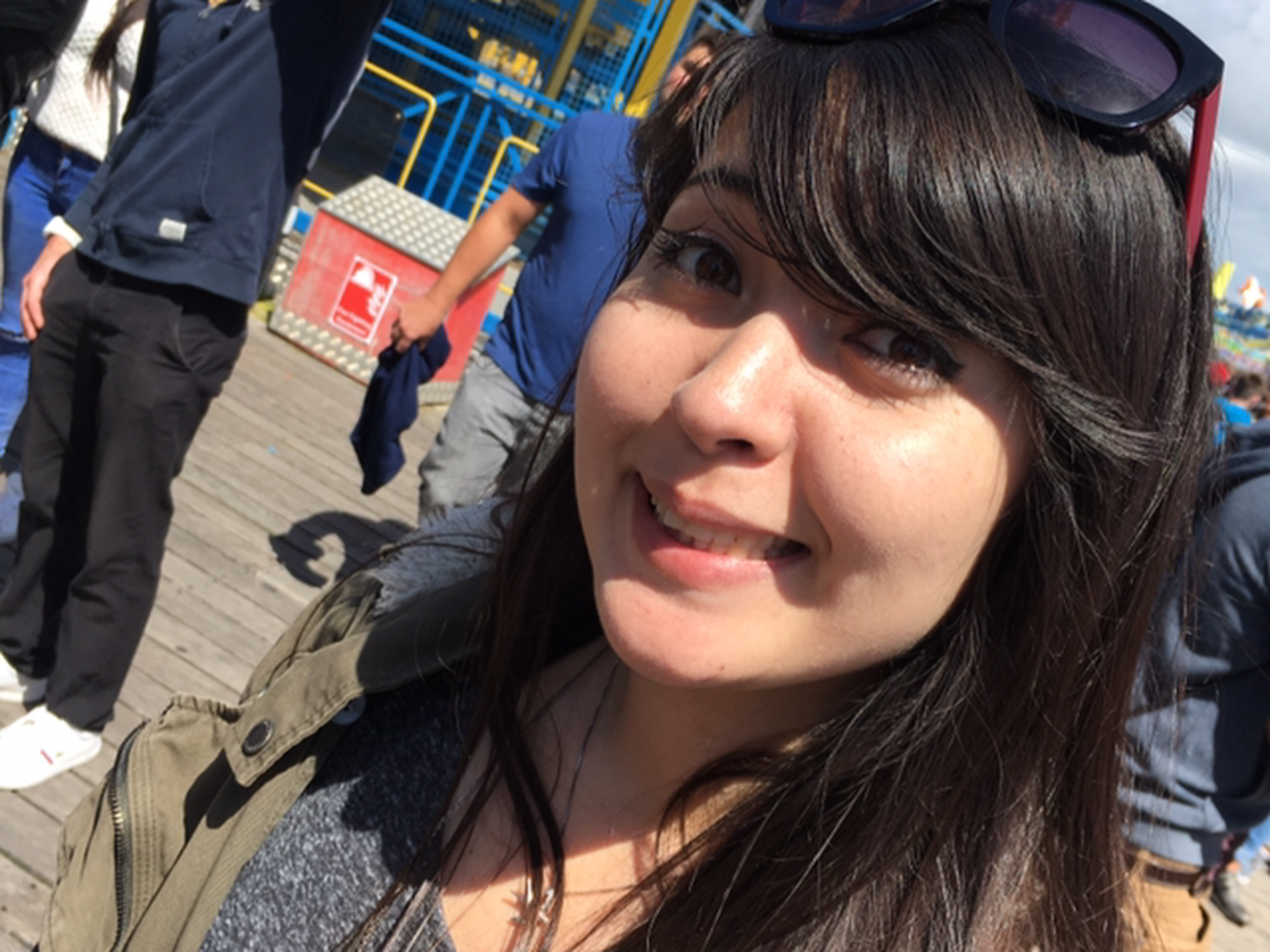 Liz from Brighton, United Kingdom