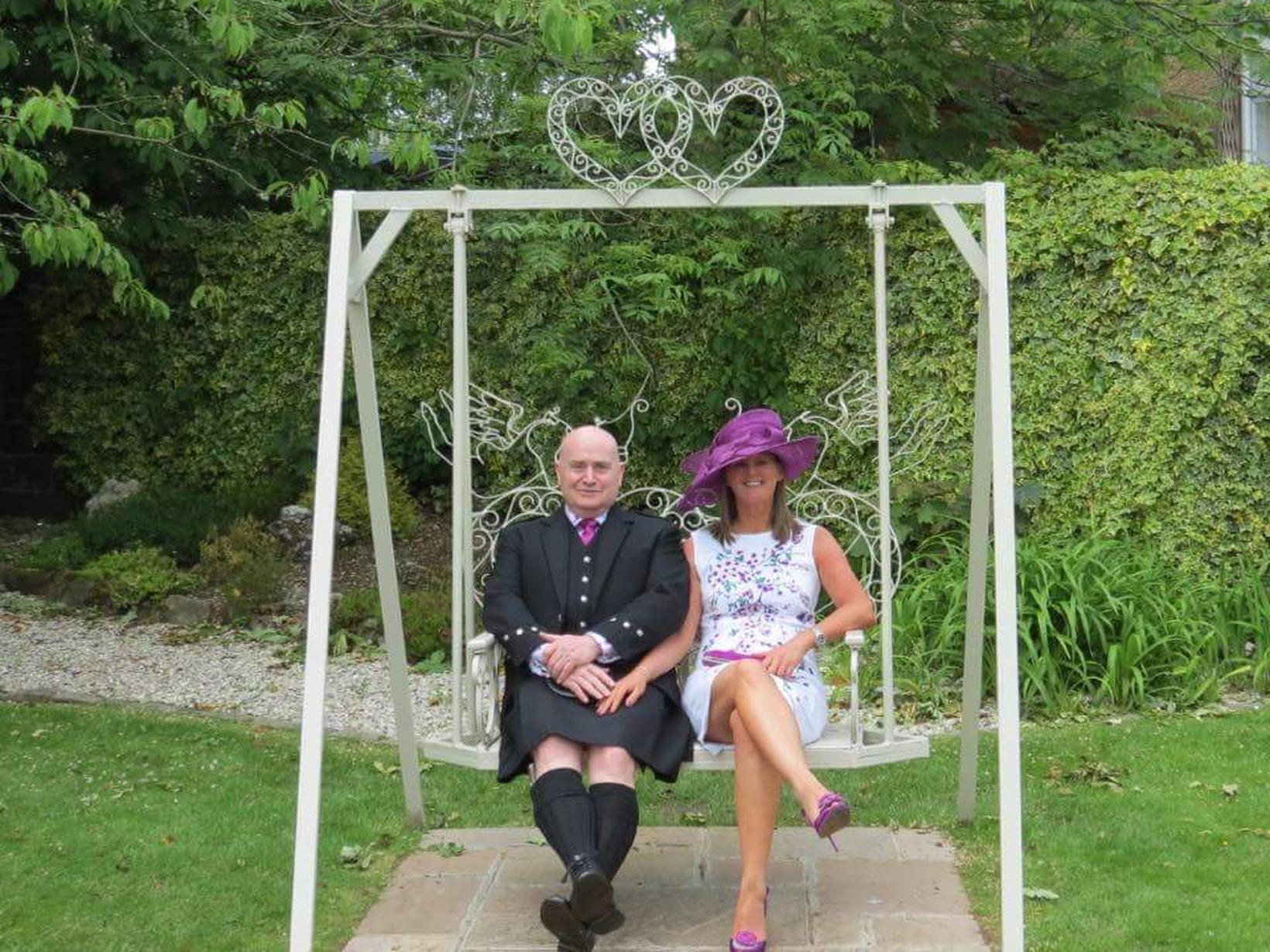 Lorraine & Gari from Glasgow, United Kingdom