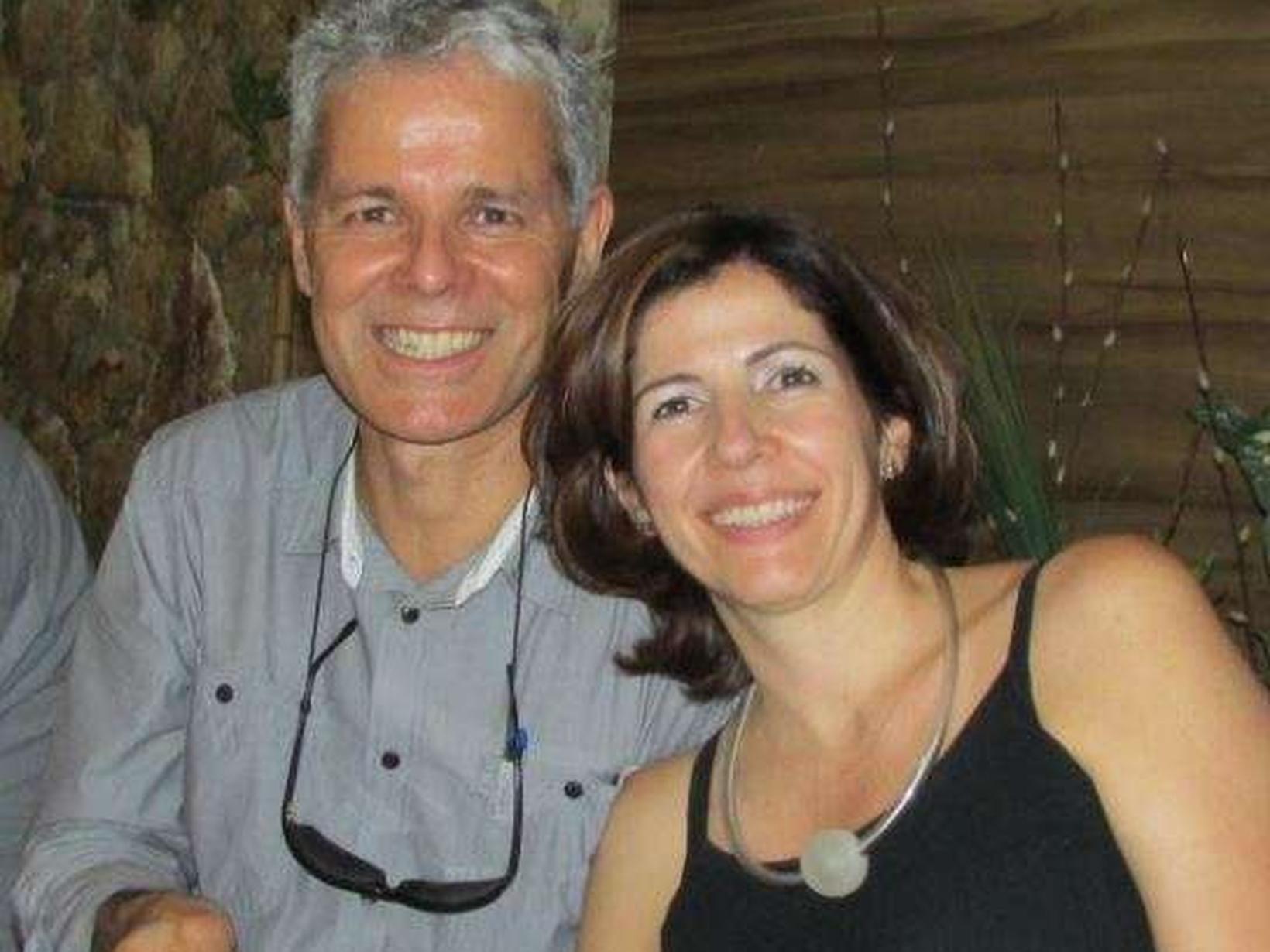Cristina & Fernando from Recife, Brazil