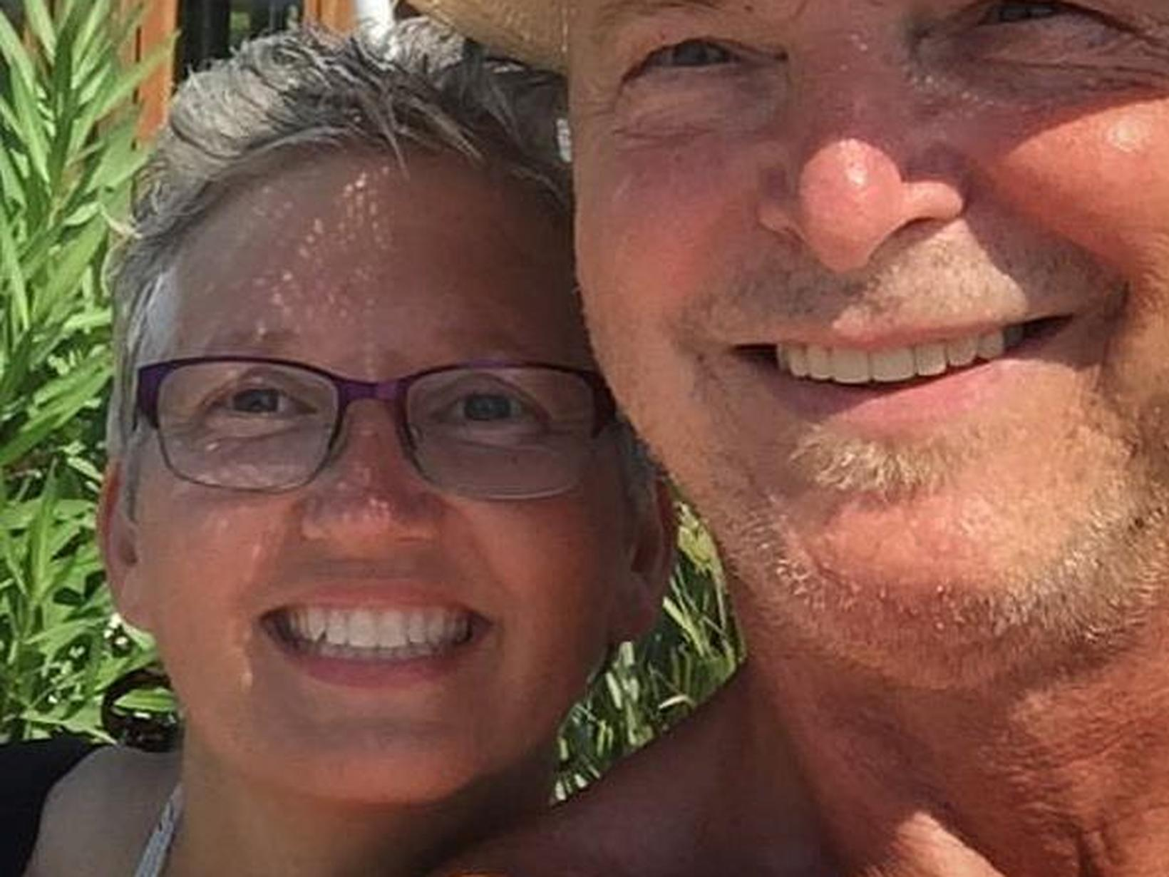 Mary & Ted from Port Severn, Ontario, Canada
