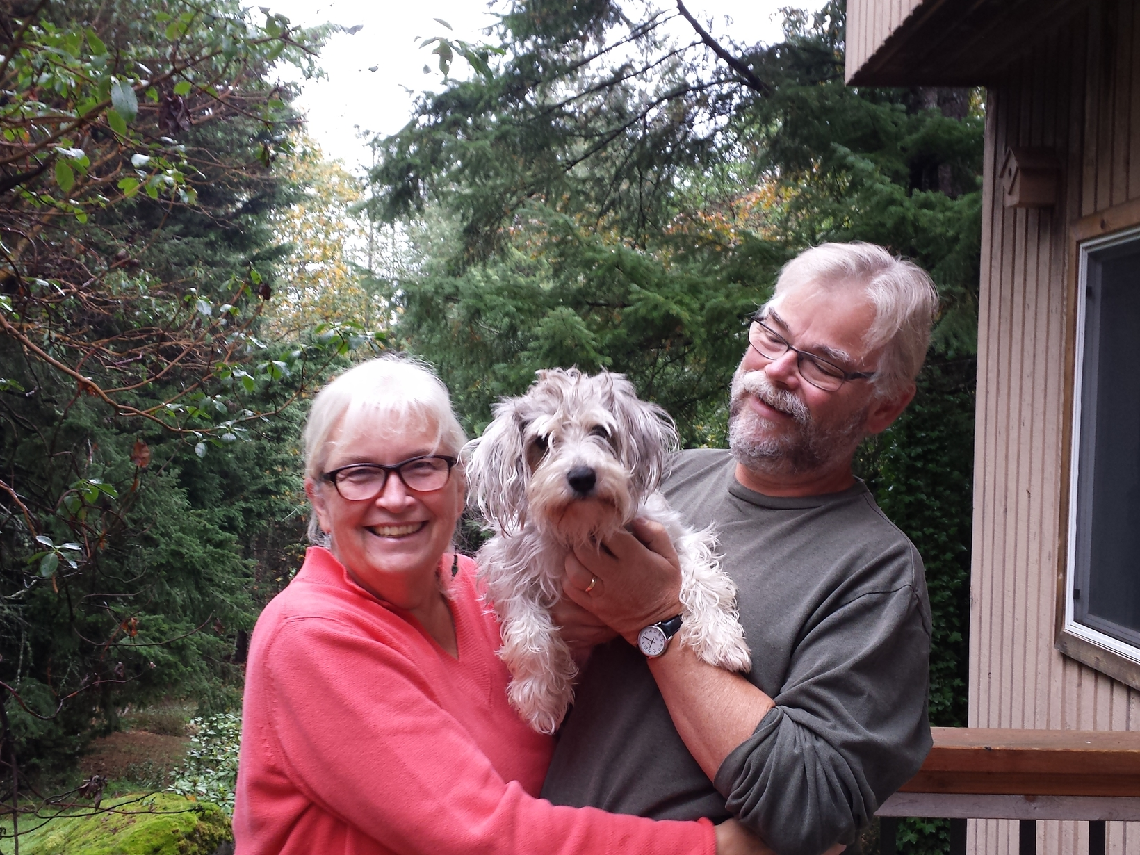 Sonja & Norman from Victoria, British Columbia, Canada