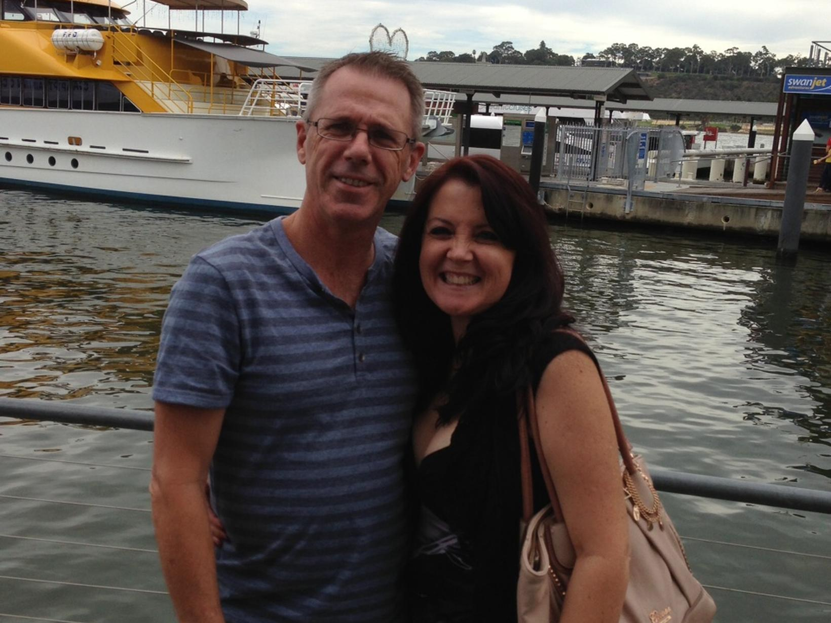 Rhonda & Mark from Perth, Western Australia, Australia
