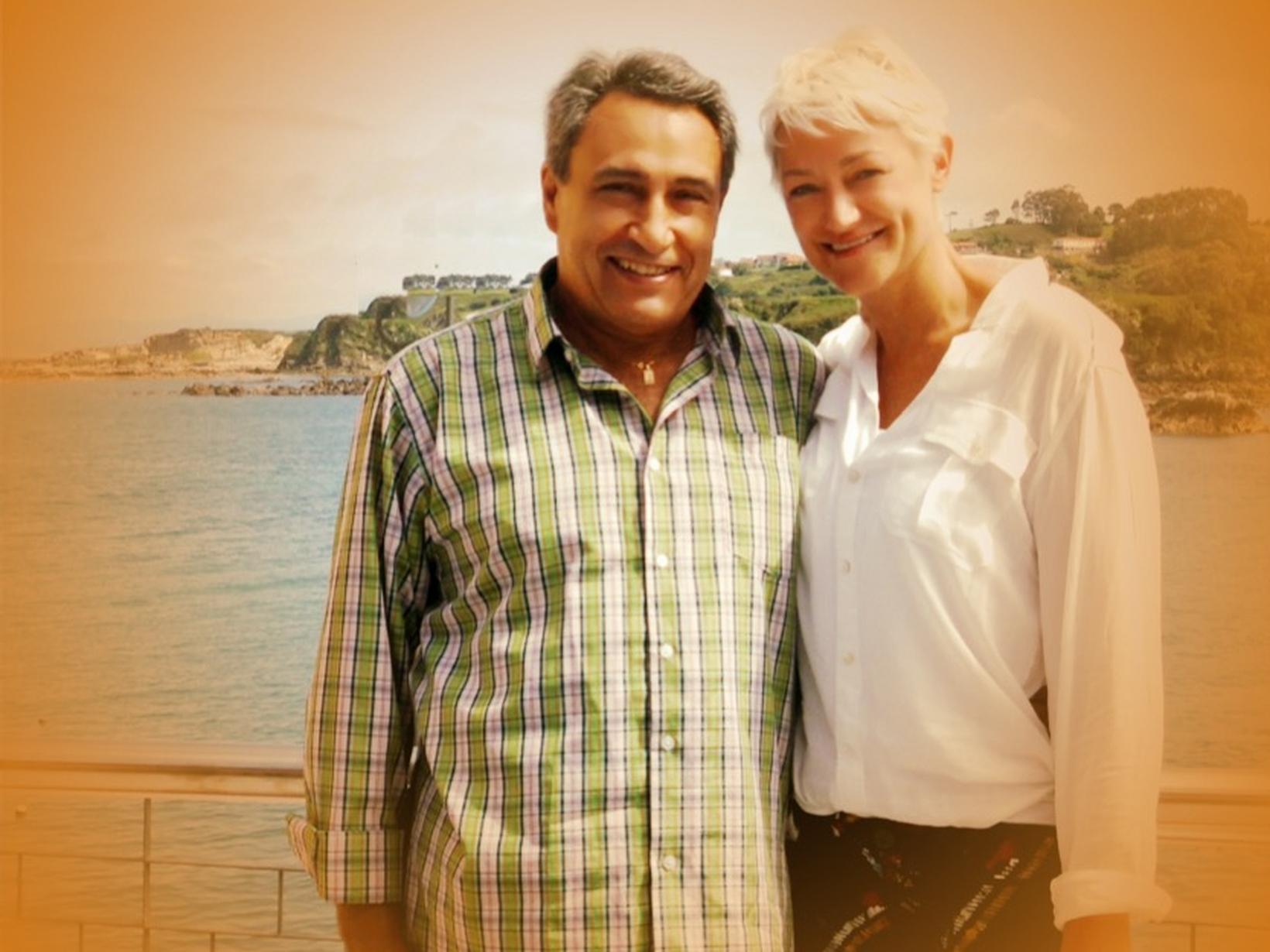 Elizabeth & Jose from León, Spain