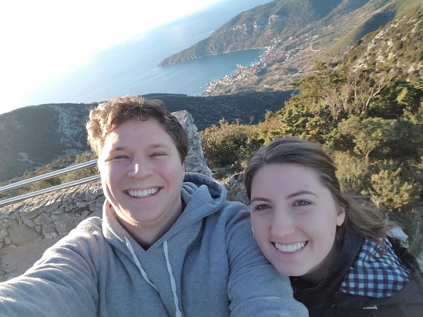David & Jamie from Palos Verdes Estates, California, United States