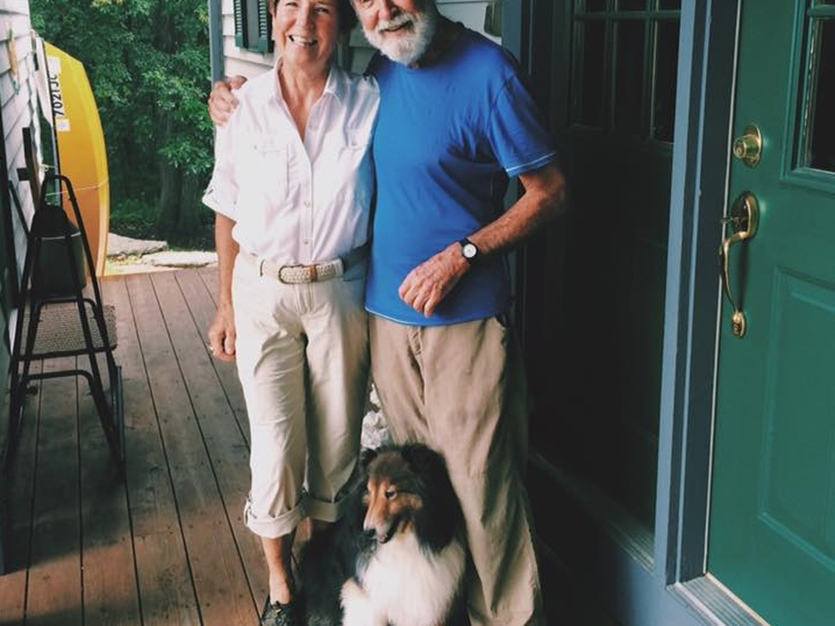 Frances & Robert from Galena, Illinois, United States