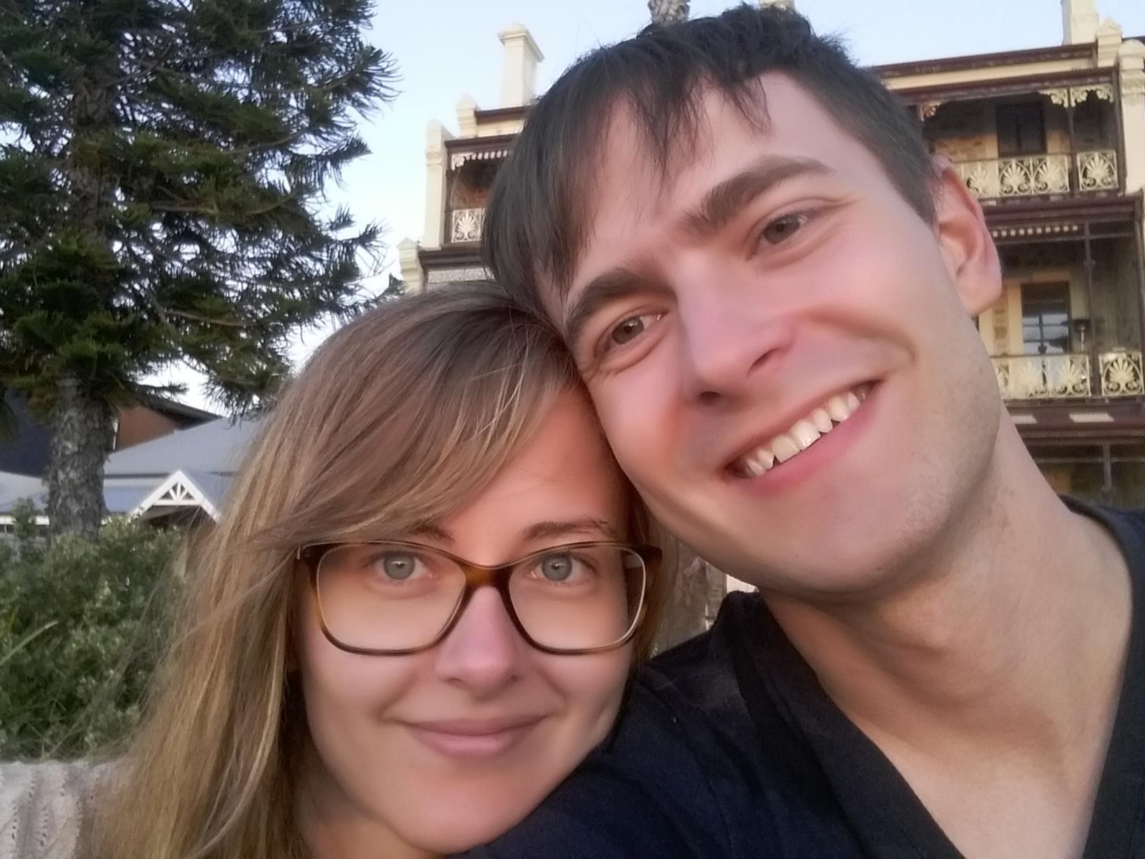 Stefanie & Wade from Townsville, Queensland, Australia