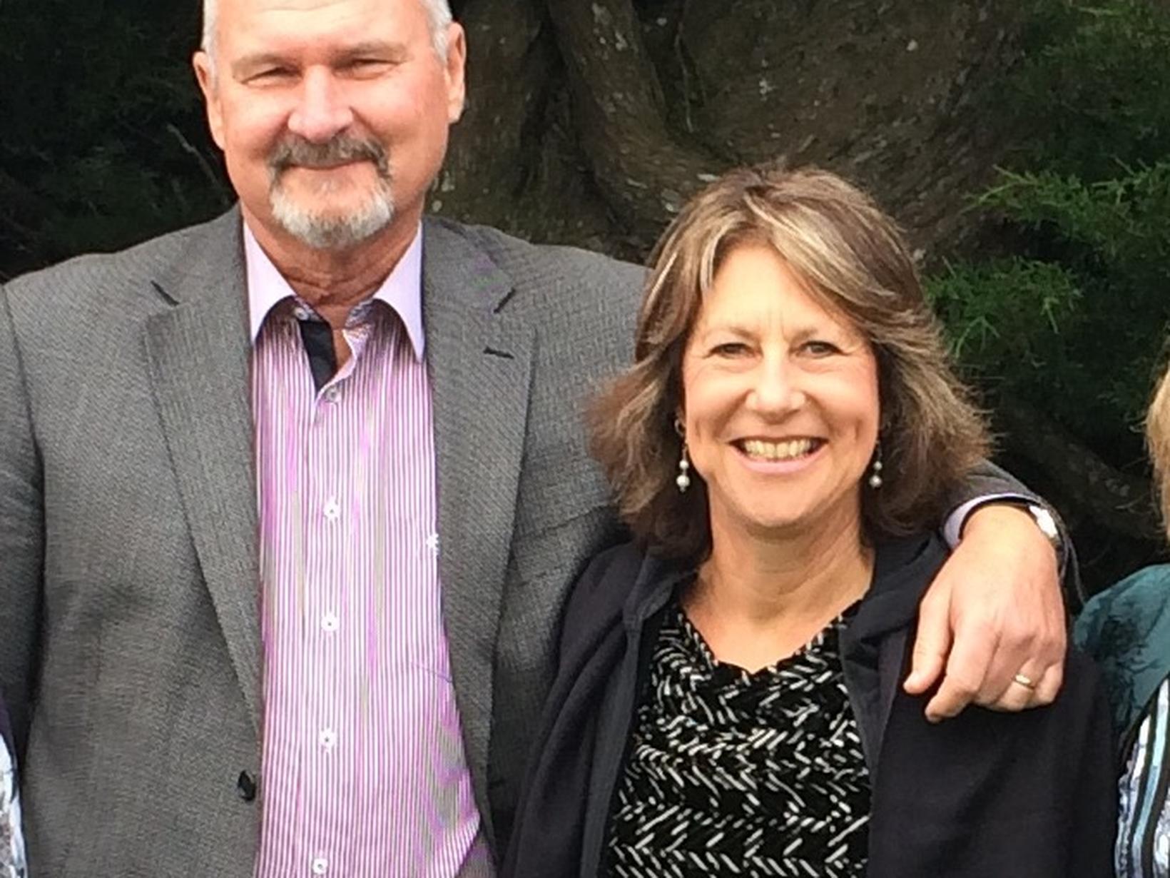 Andrea & William from Waikanae Beach, New Zealand