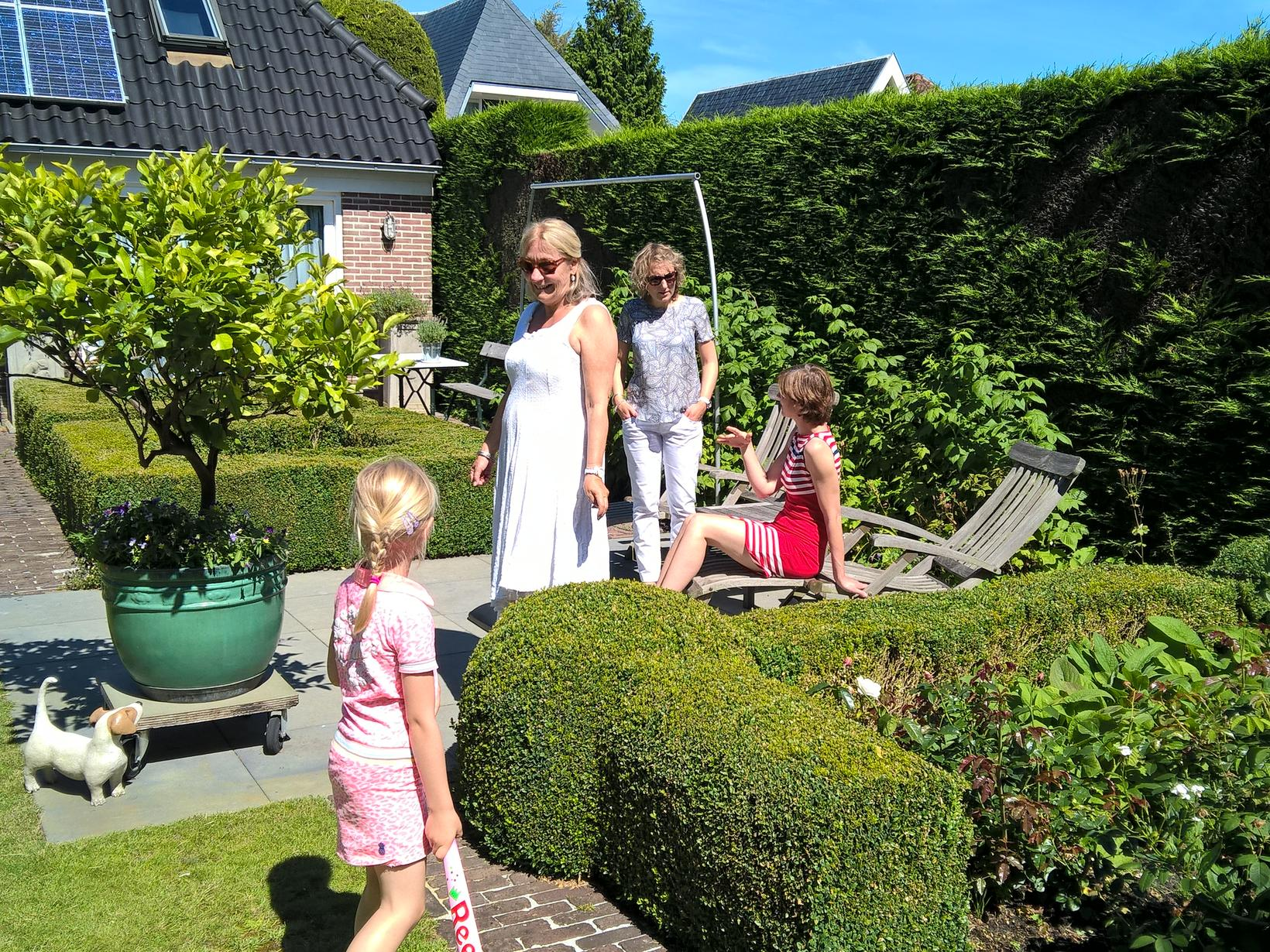 Maarten & Elisabeth from Schoorl, Netherlands
