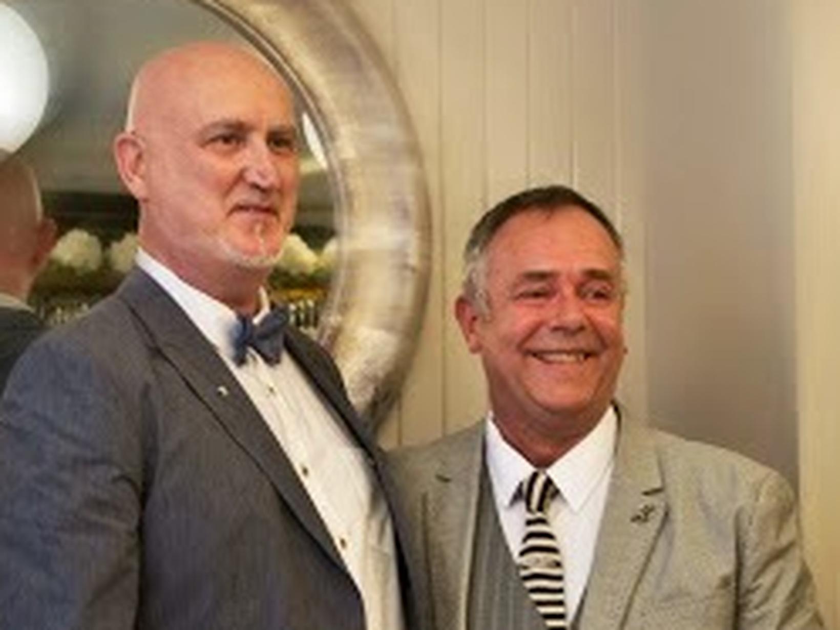 Pj & Kenneth from Cork, Ireland