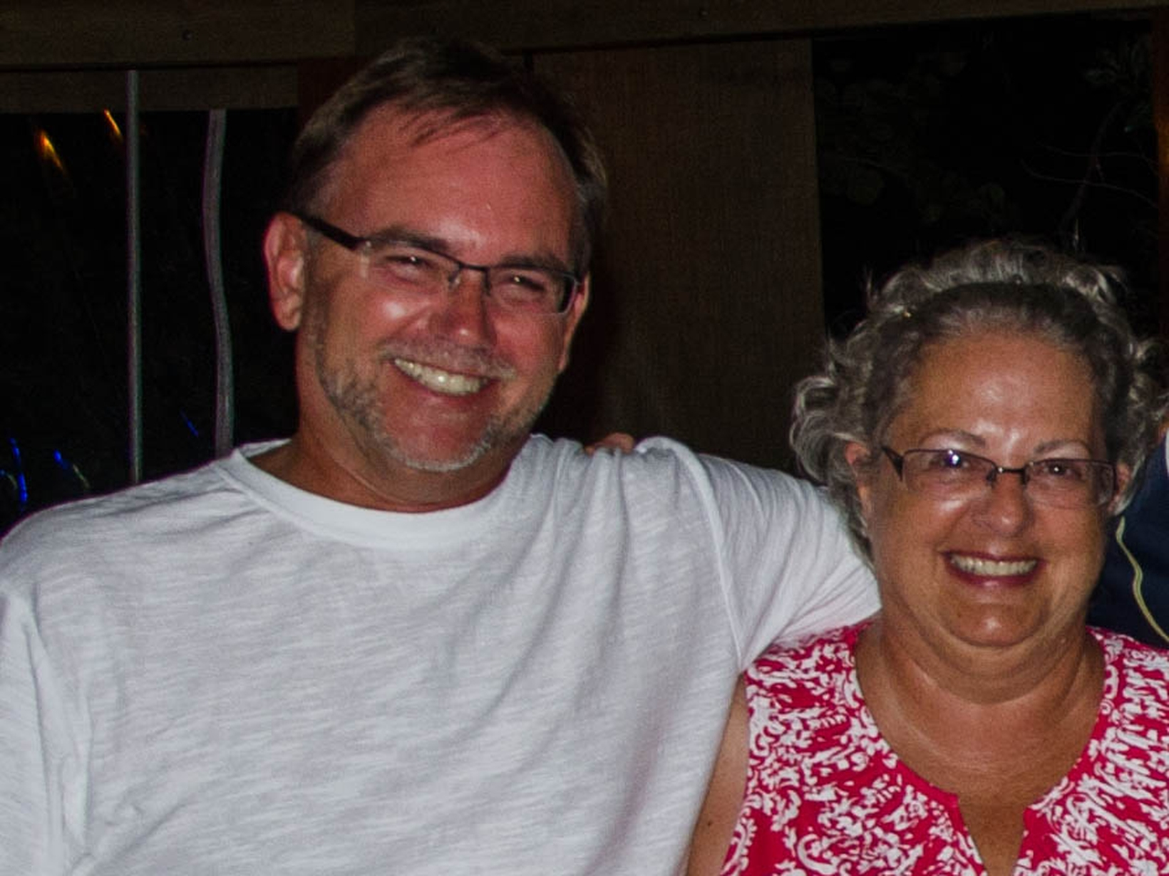 Larry & Babs from Panama City Beach, Florida, United States