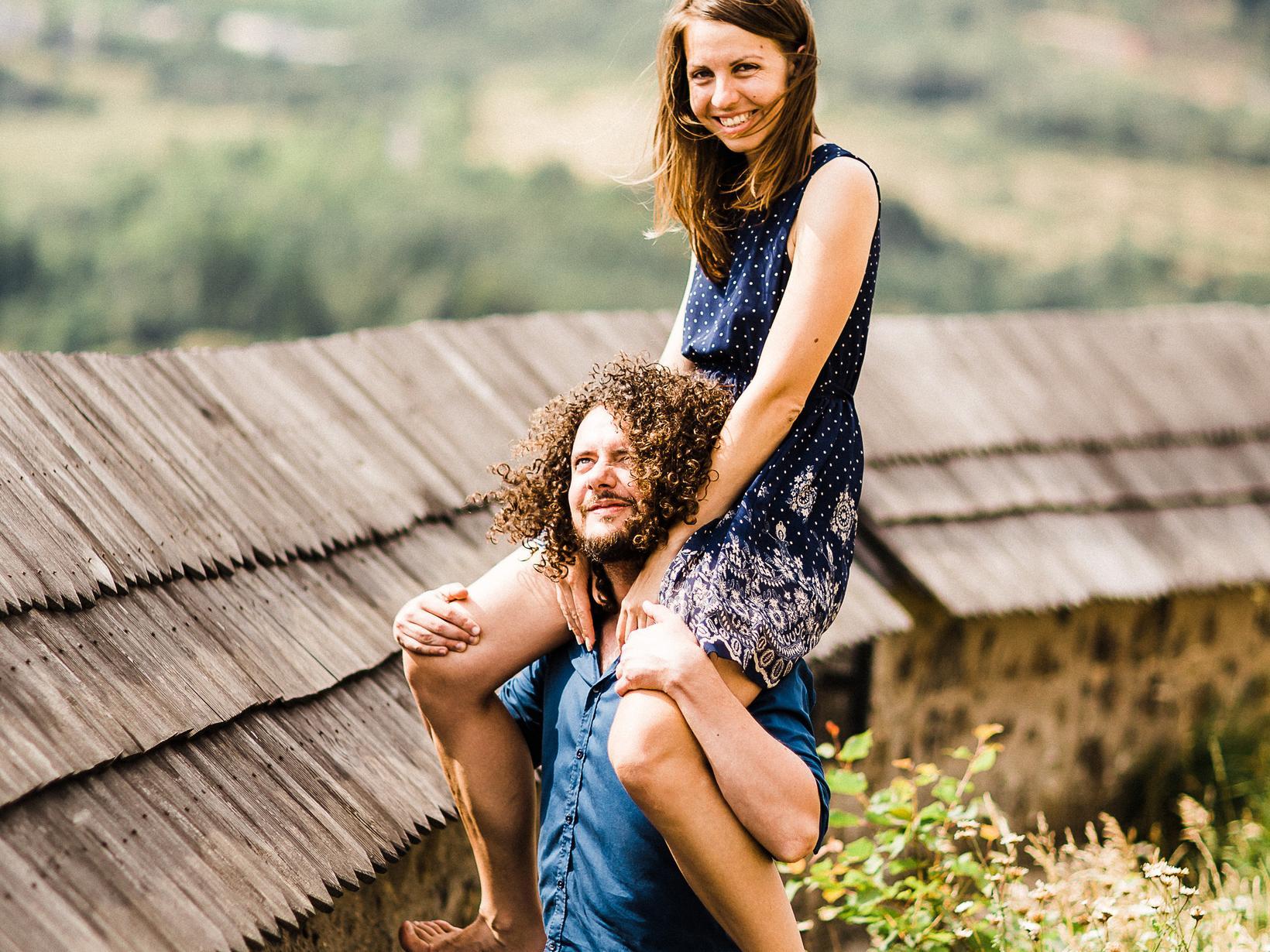 Simona & Jaume from Barcelona, Spain