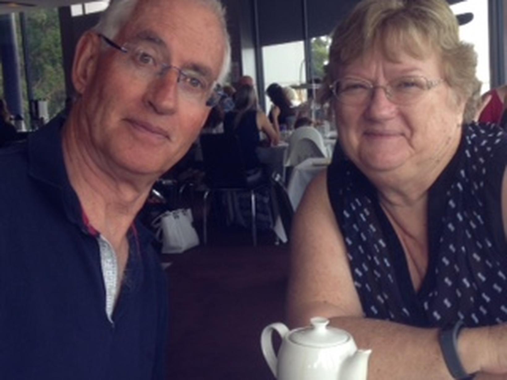 John & Carmel from Melbourne, Victoria, Australia