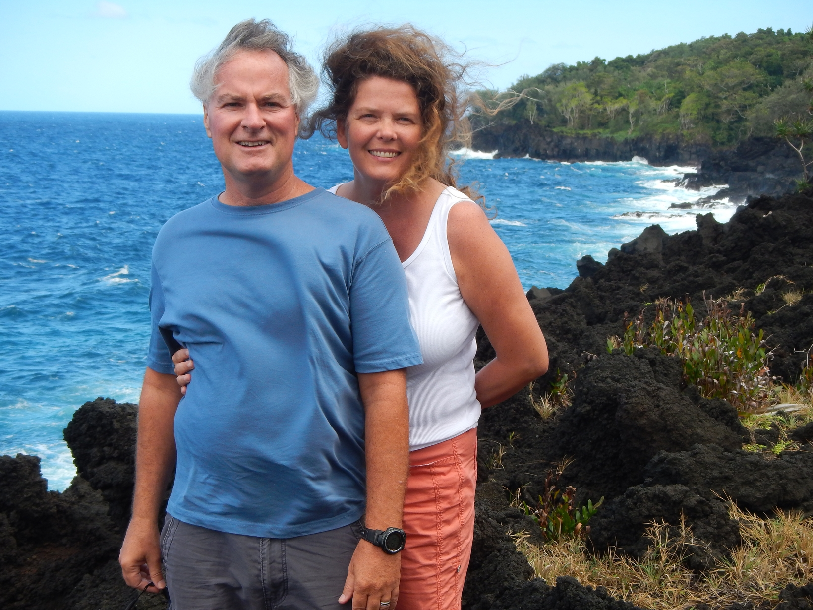 Patricia & Michael from Estero, Florida, United States