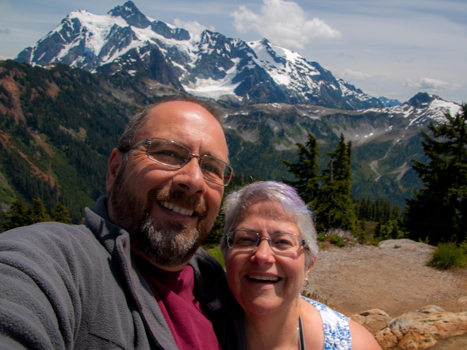 George & Jill from Courtenay, British Columbia, Canada