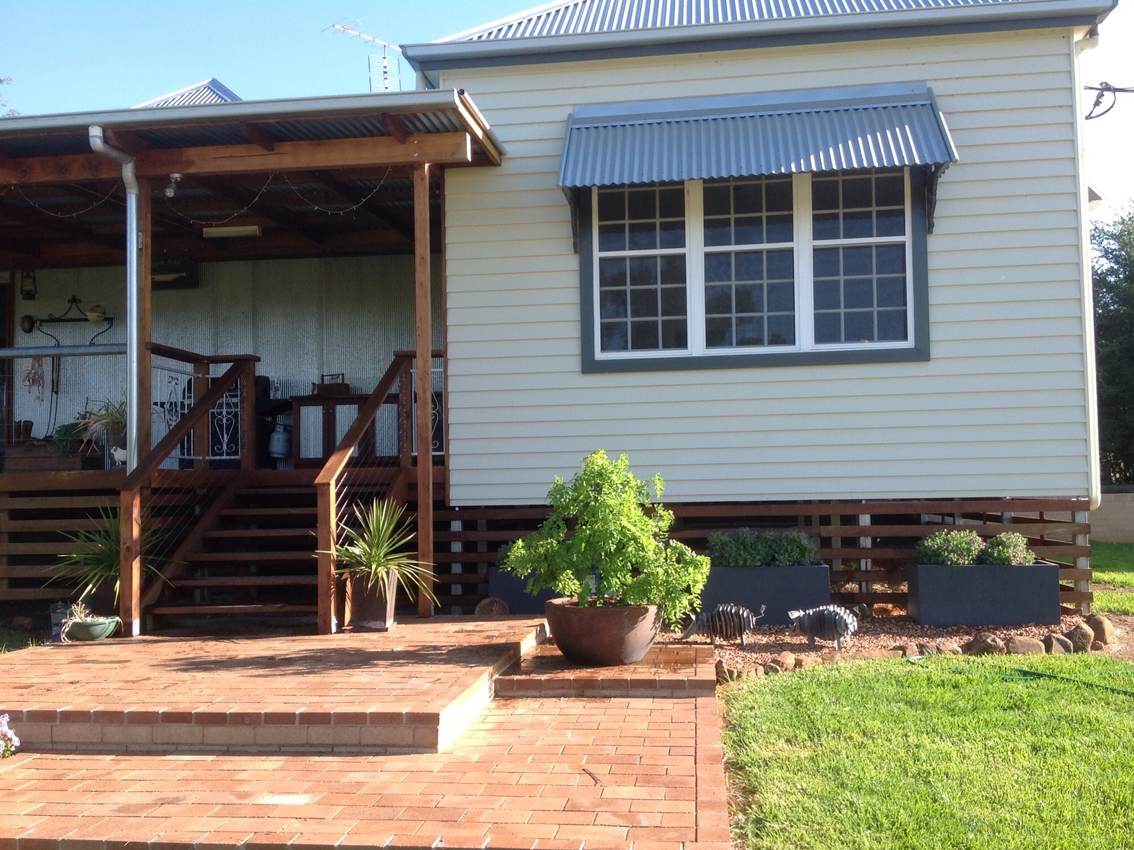 Susan & Andrew from Inverell, New South Wales, Australia