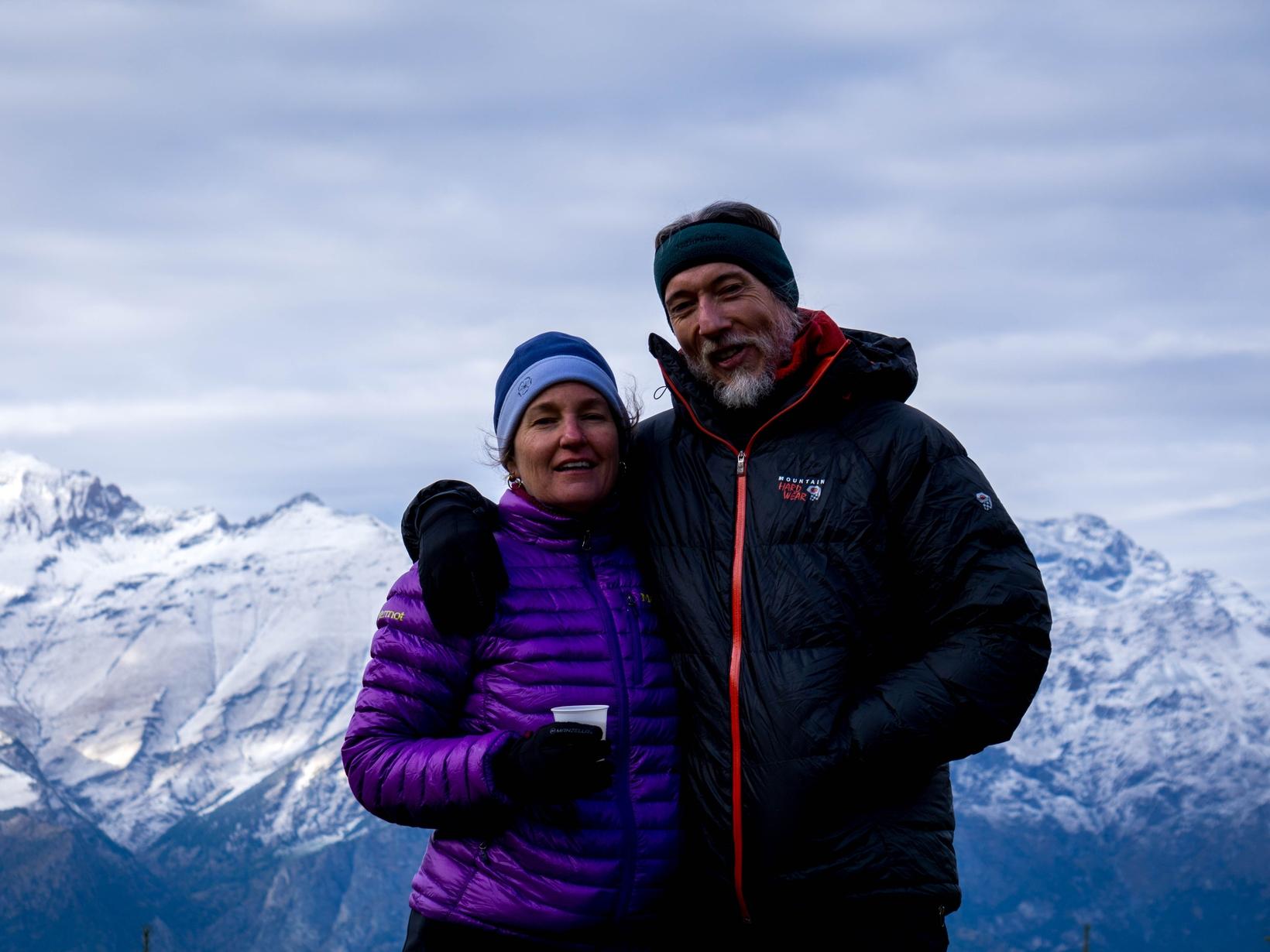 Nina & Rob from Cambridge, New Zealand