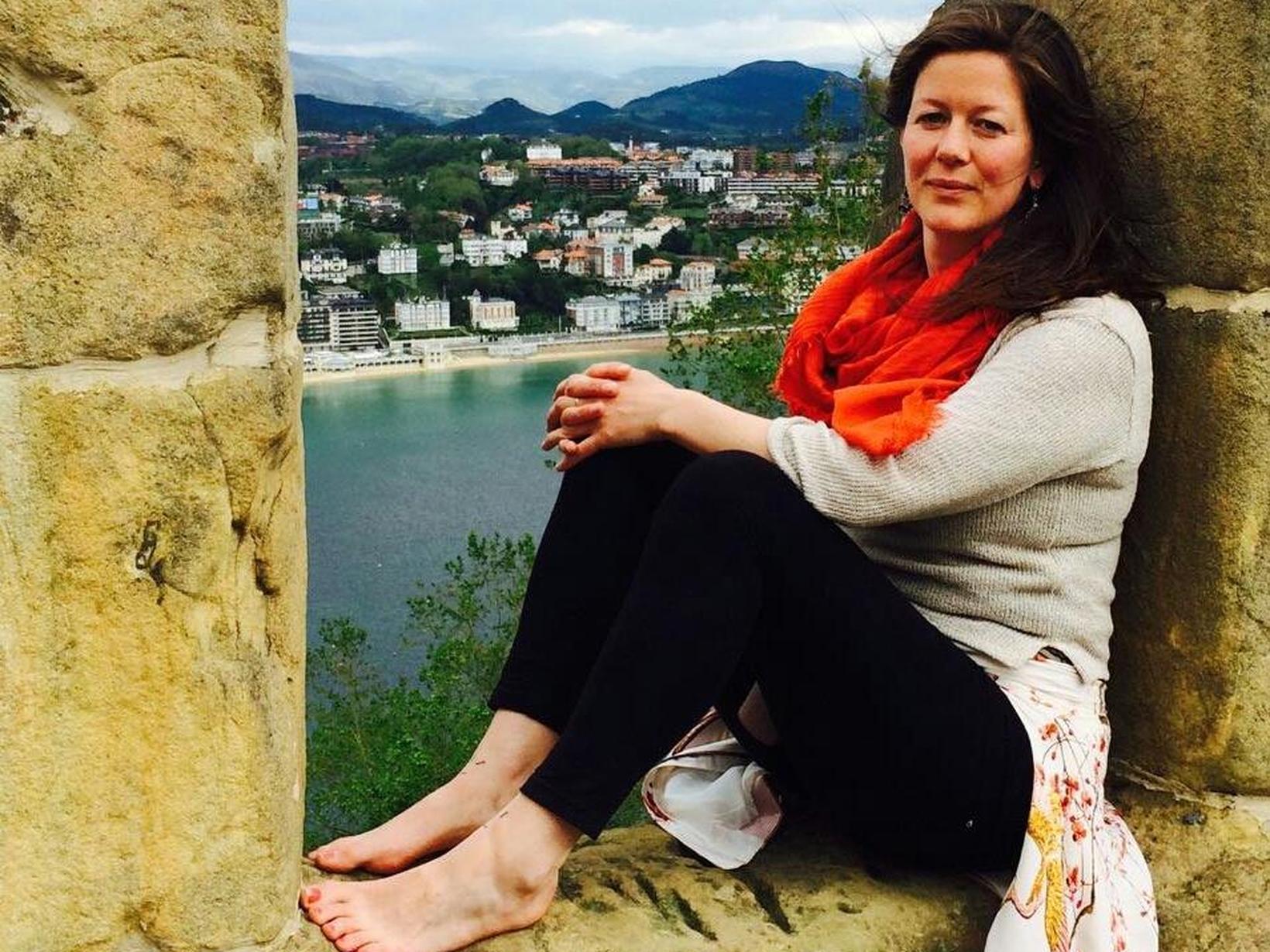 Iona from Kinsale, Ireland