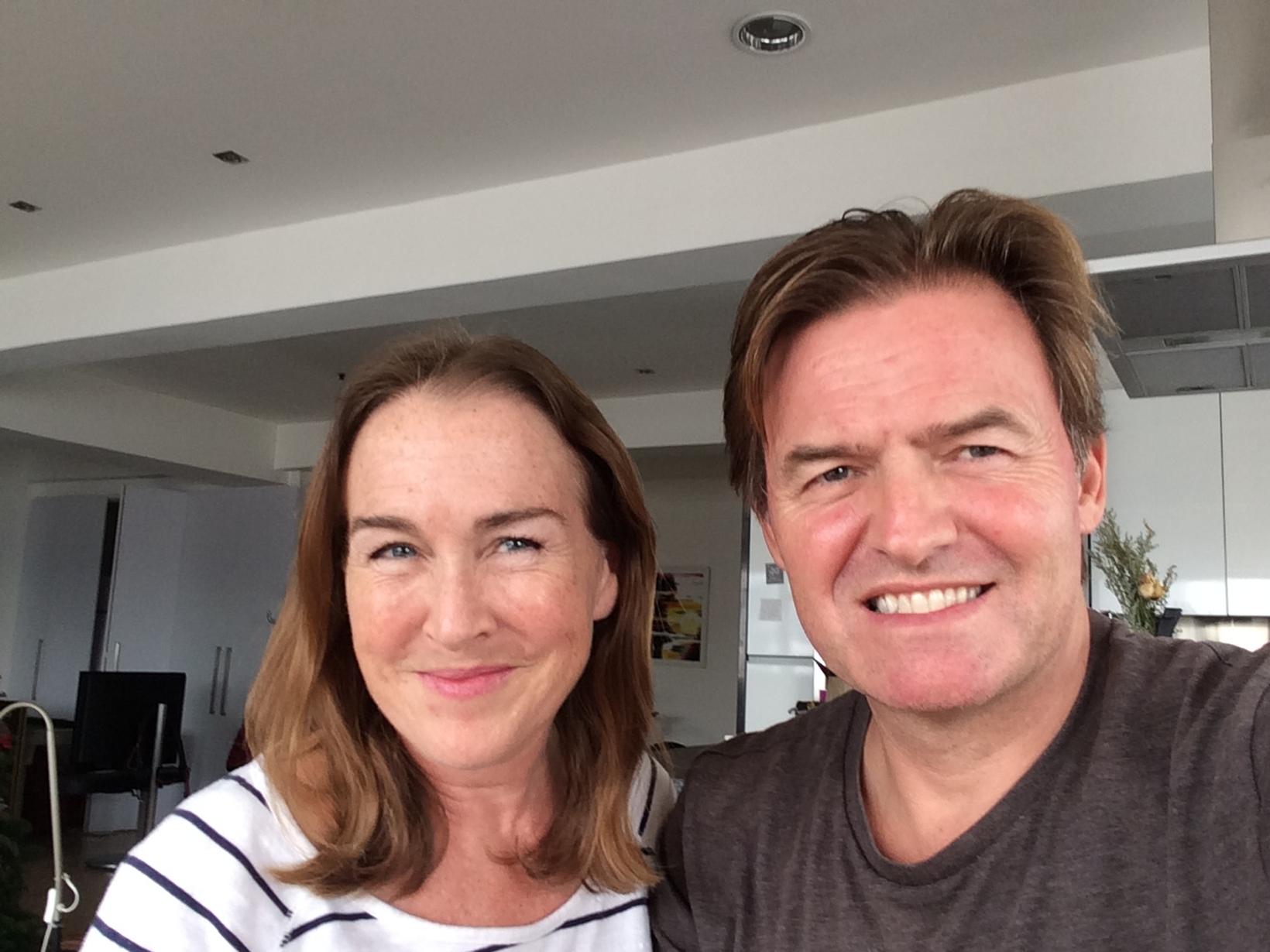 Karen & Jonathan from Cheltenham, United Kingdom