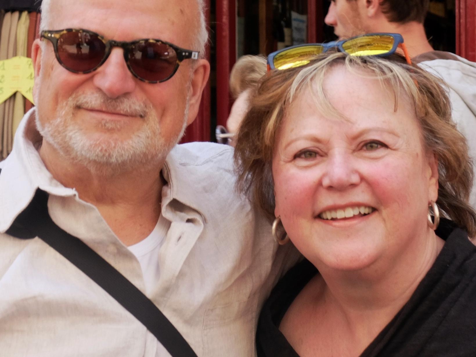 Karen & Glenn from Vancouver, British Columbia, Canada