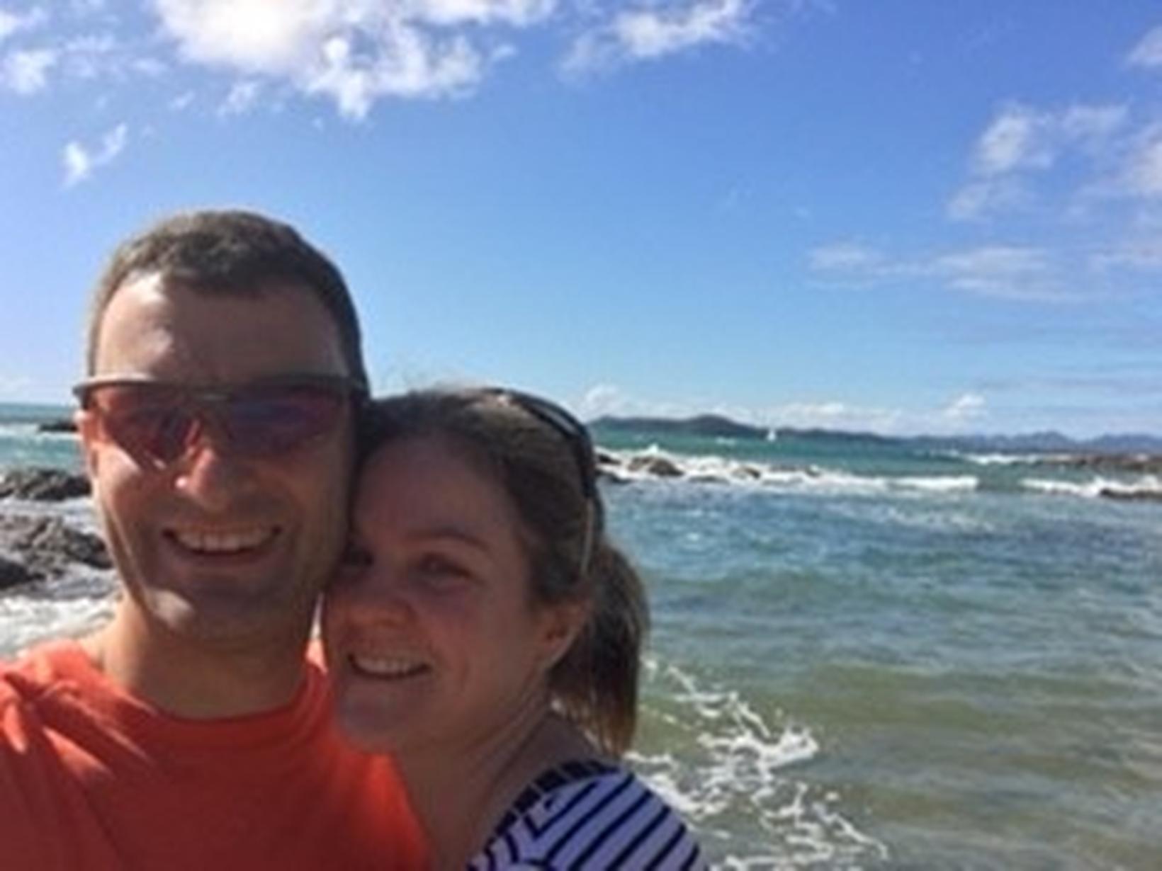 Lisa & David from Canberra, Australian Capital Territory, Australia